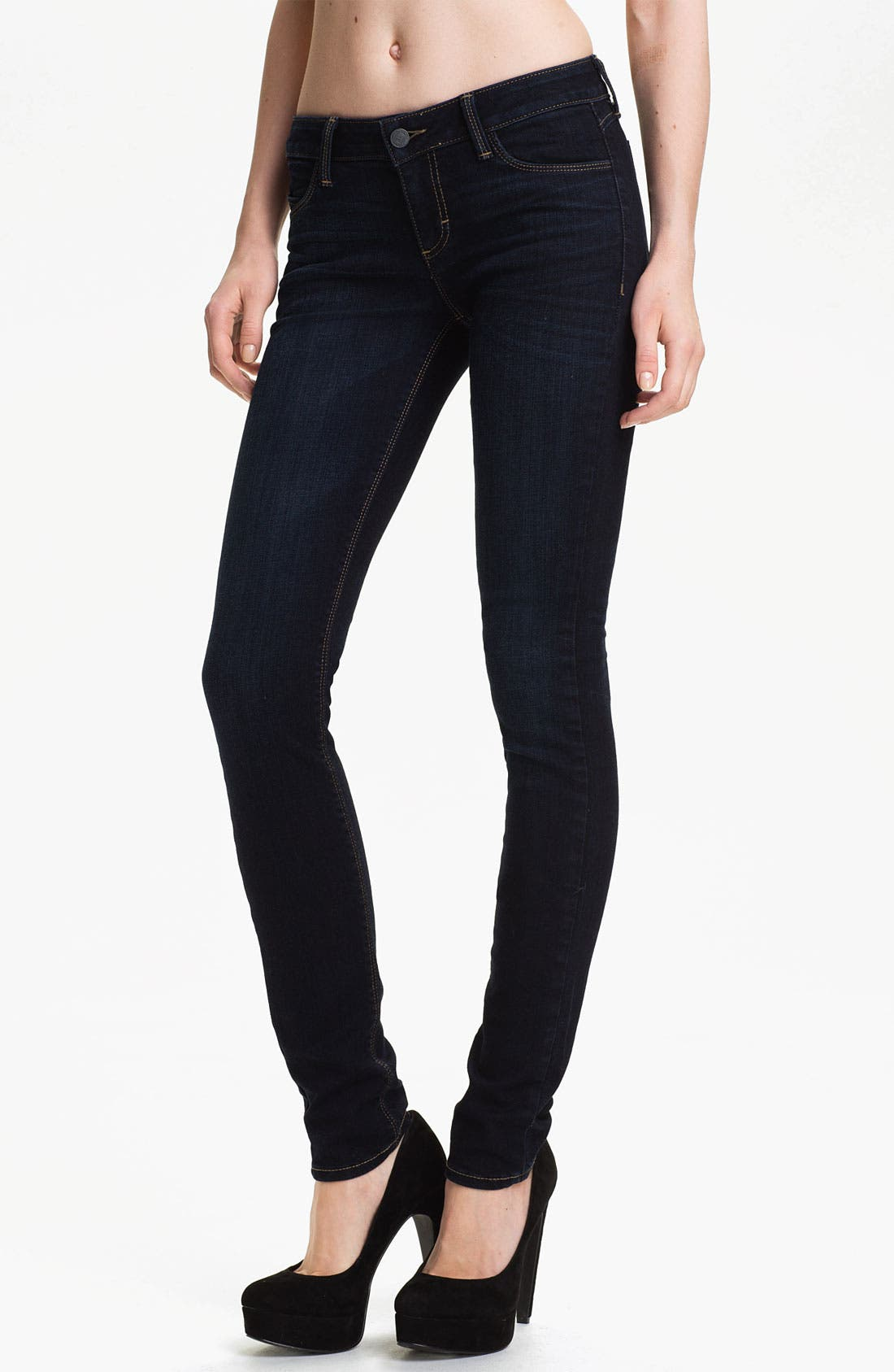 Main Image - Siwy 'Leona' Skinny Stretch Jeans (Let Your Love Flow)