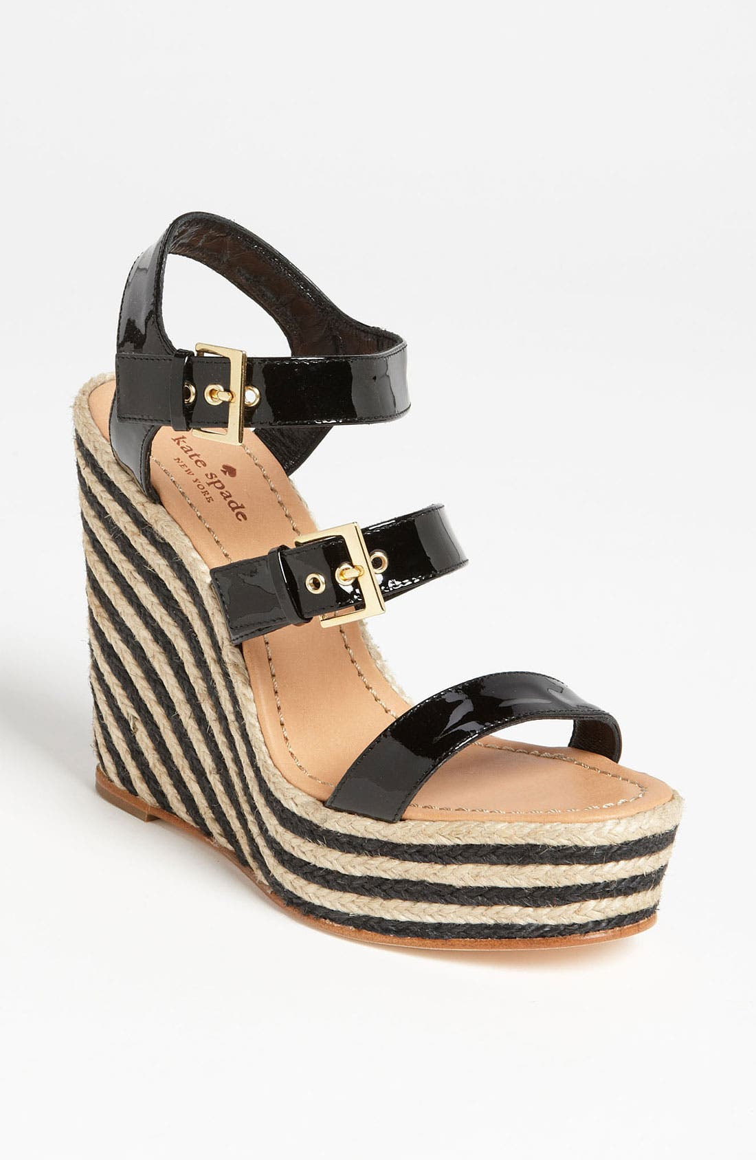 Alternate Image 1 Selected - kate spade new york 'lucie' espadrille sandal