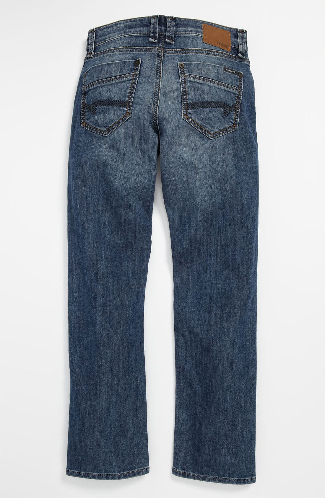 Alternate Image 1 Selected - Mavi Jeans 'Timothy' Slim Straight Leg Jeans (Big Boys)