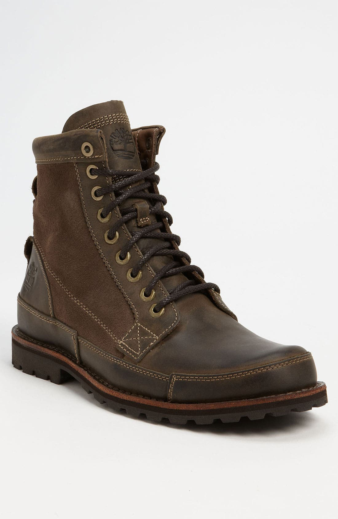 Alternate Image 1 Selected - TIMBERLAND EK ORIGINAL TALL 6IN LACE UP BOOT
