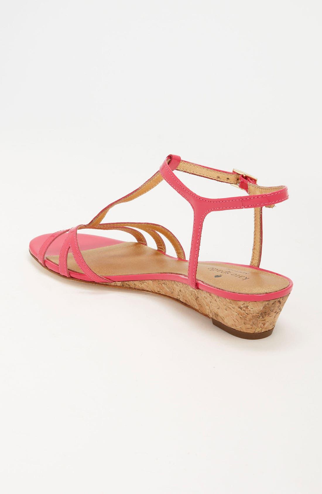 Alternate Image 2  - kate spade new york 'violet' sandal