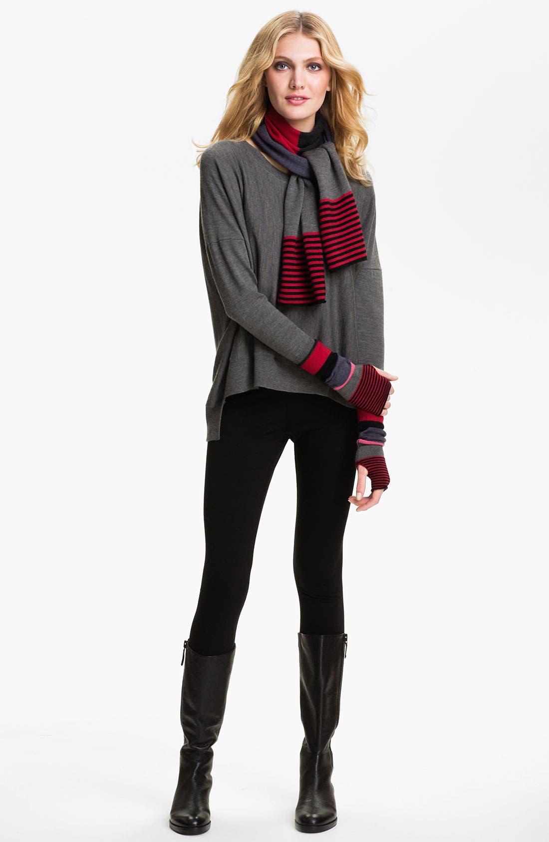 Alternate Image 3  - Eileen Fisher Merino Wool Scarf