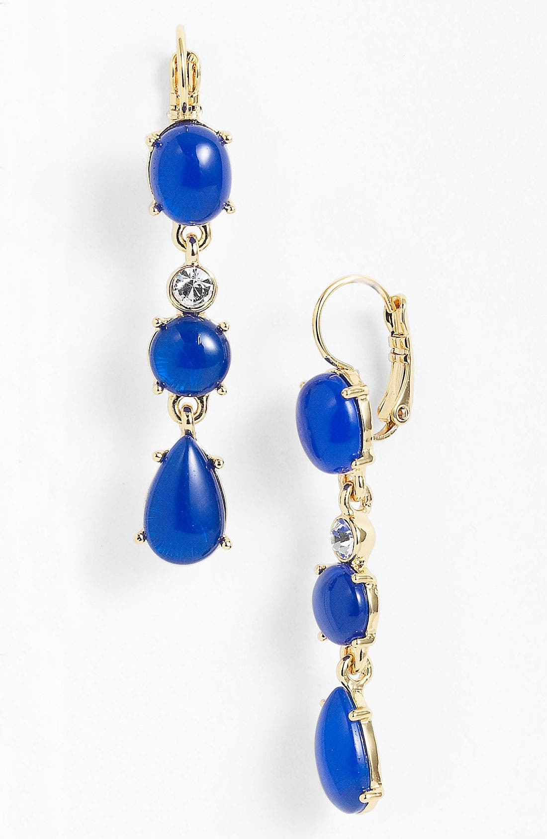 Alternate Image 1 Selected - kate spade new york 'moonlit way' linear earrings