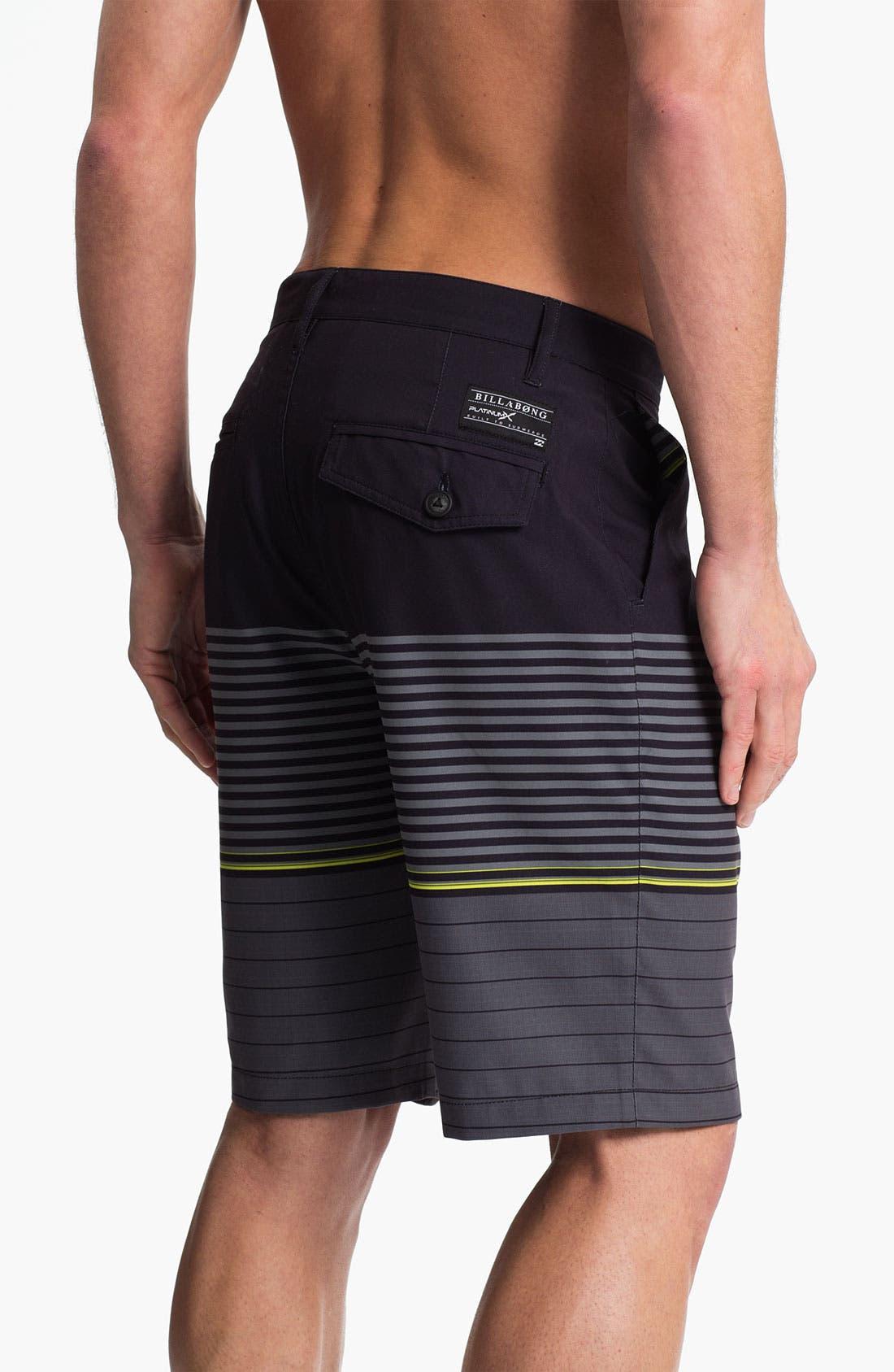 Alternate Image 2  - Billabong 'Stacked' Hybrid Shorts (Online Exclusive)