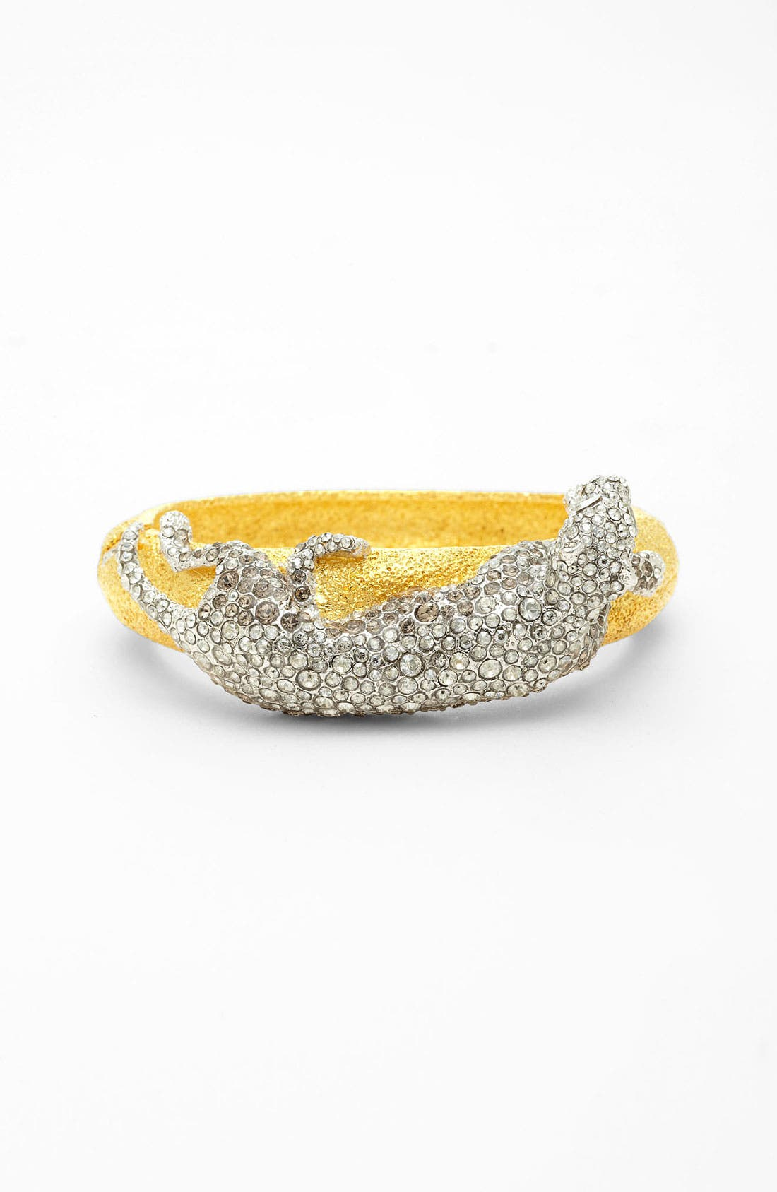 Alternate Image 1 Selected - Alexis Bittar 'Elements - Siyabona' Panther Hinged Bracelet