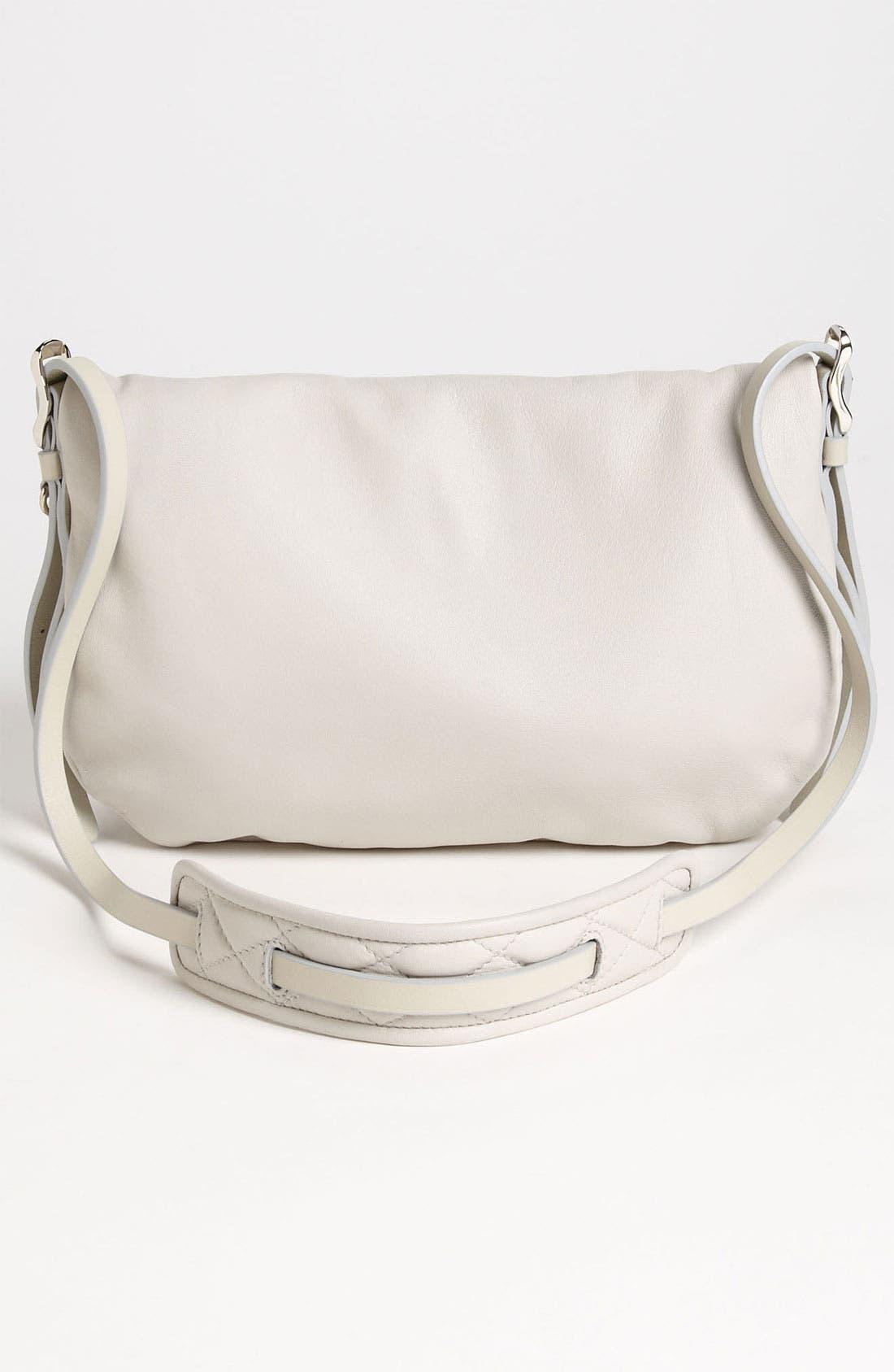 Alternate Image 4  - Jimmy Choo 'Biker - Small' Leather Crossbody Bag