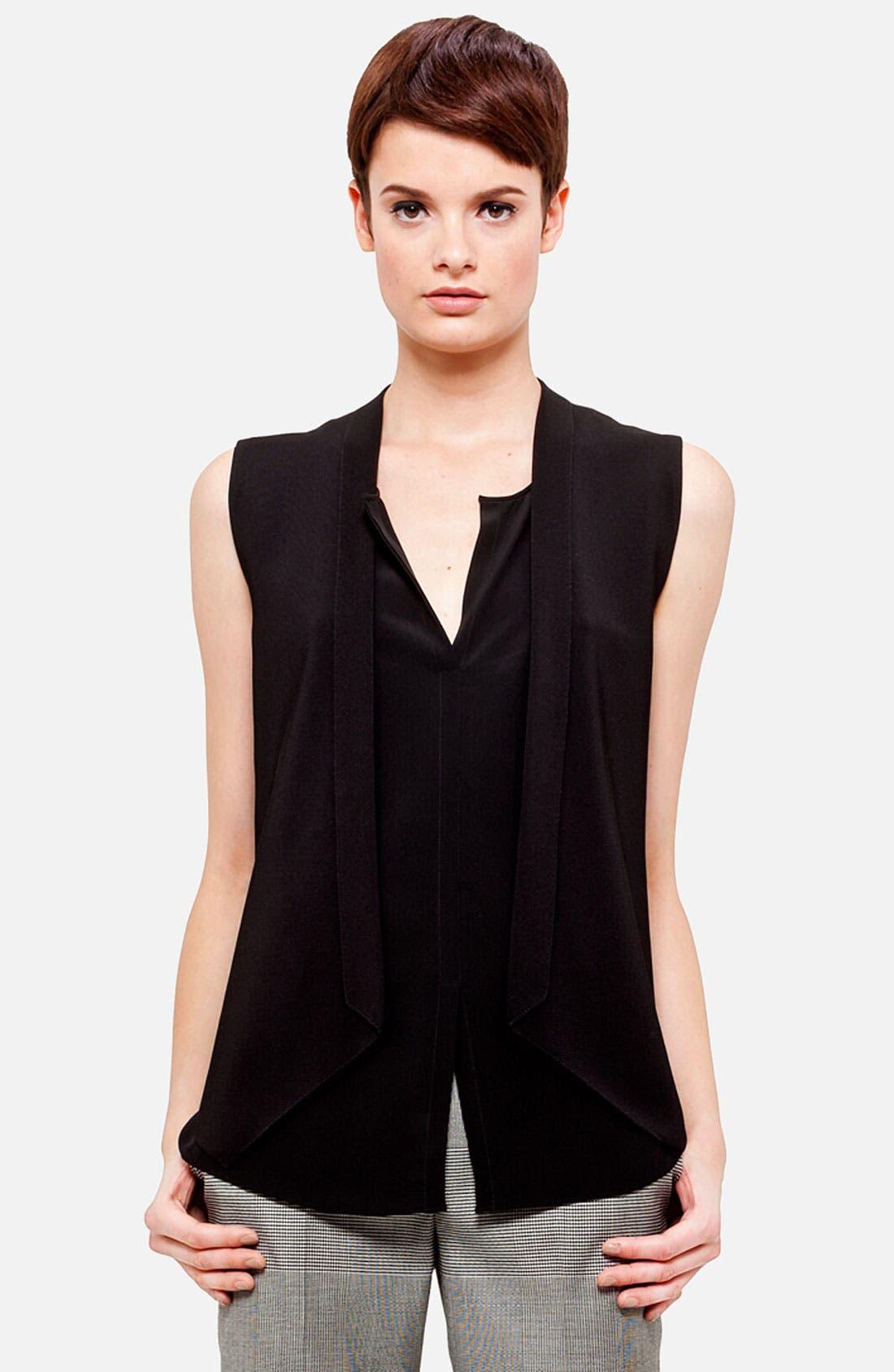 Alternate Image 1 Selected - Akris punto Knit Vest
