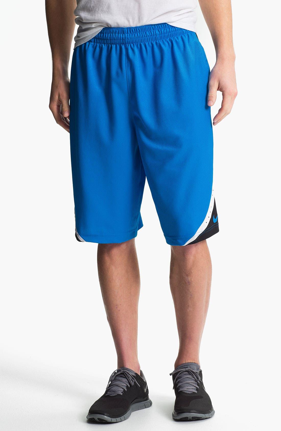 Alternate Image 1 Selected - Nike 'Elite Flash' Dri-FIT Shorts