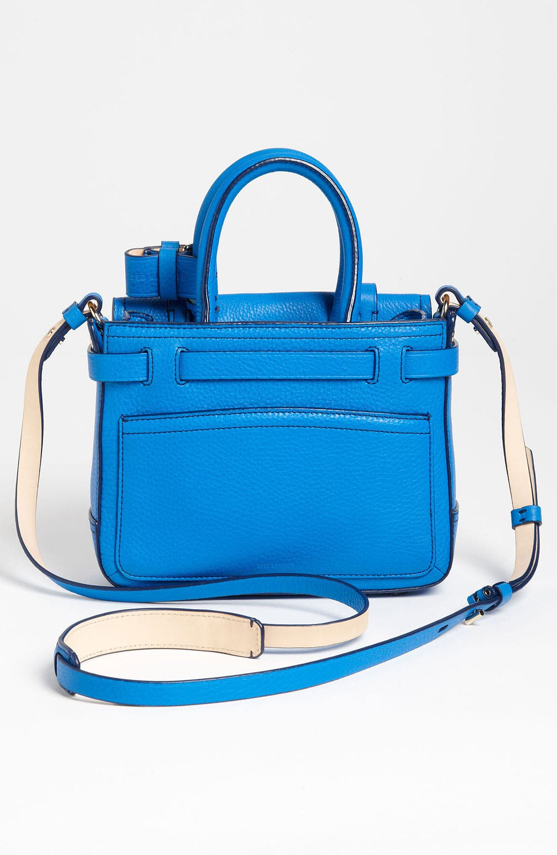 Alternate Image 4  - Reed Krakoff 'Micro Boxer' Leather Satchel