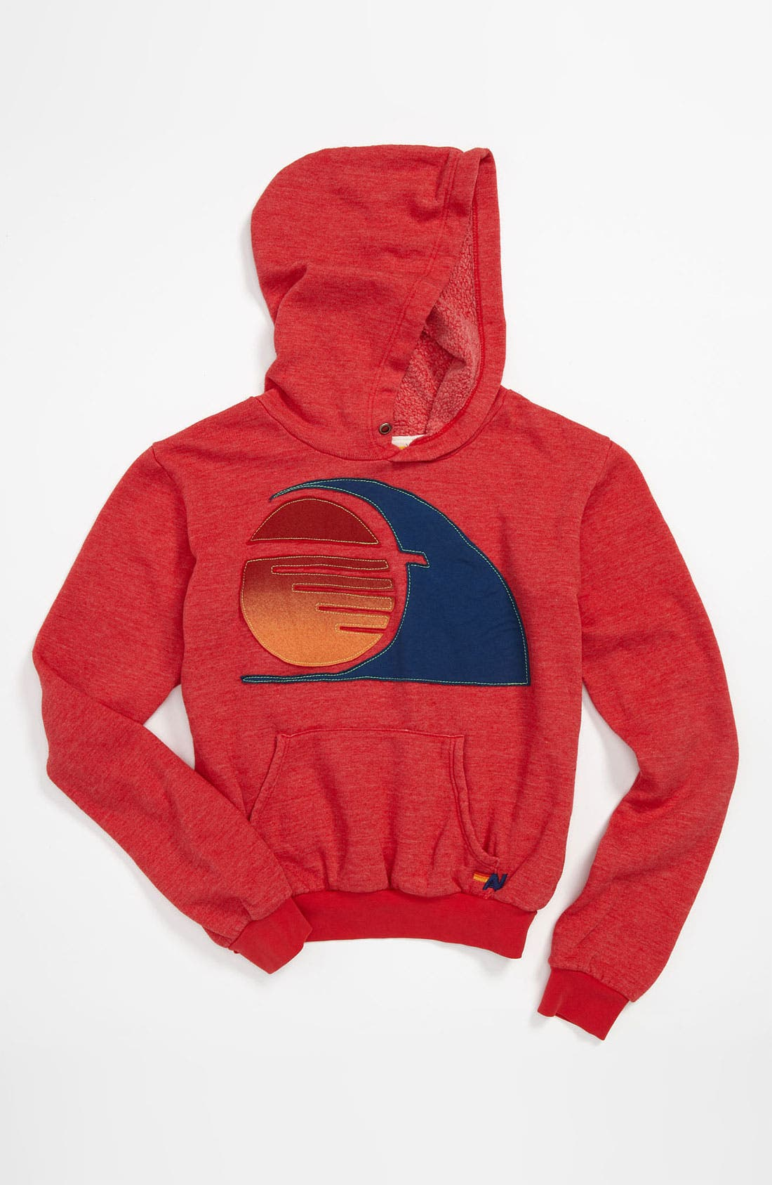 Main Image - Aviator Nation 'Sunset' Hoodie (Little Girls & Big Girls)