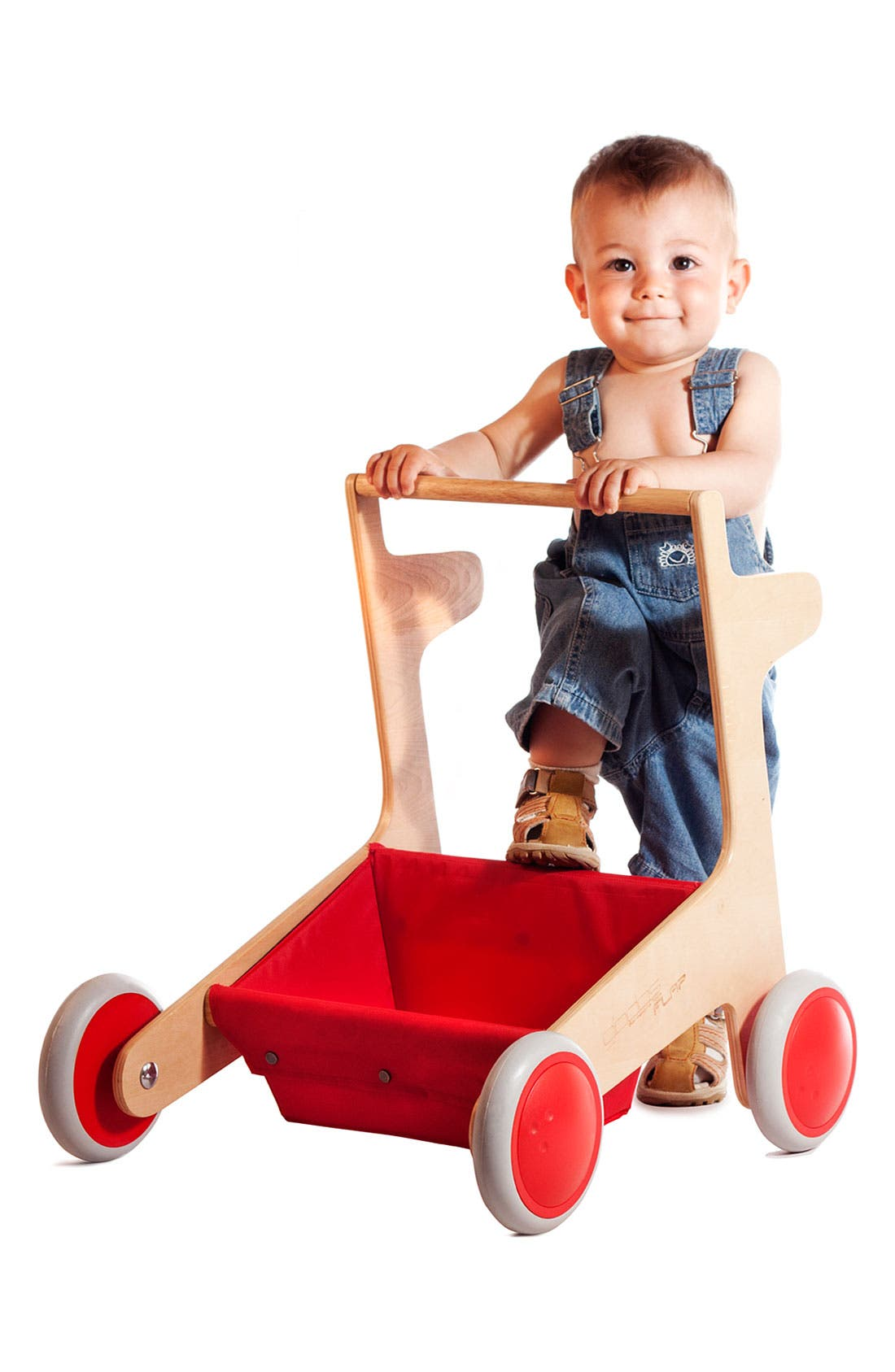 Alternate Image 4  - Kid O 'Flap' Cart Walker (Baby & Toddler)