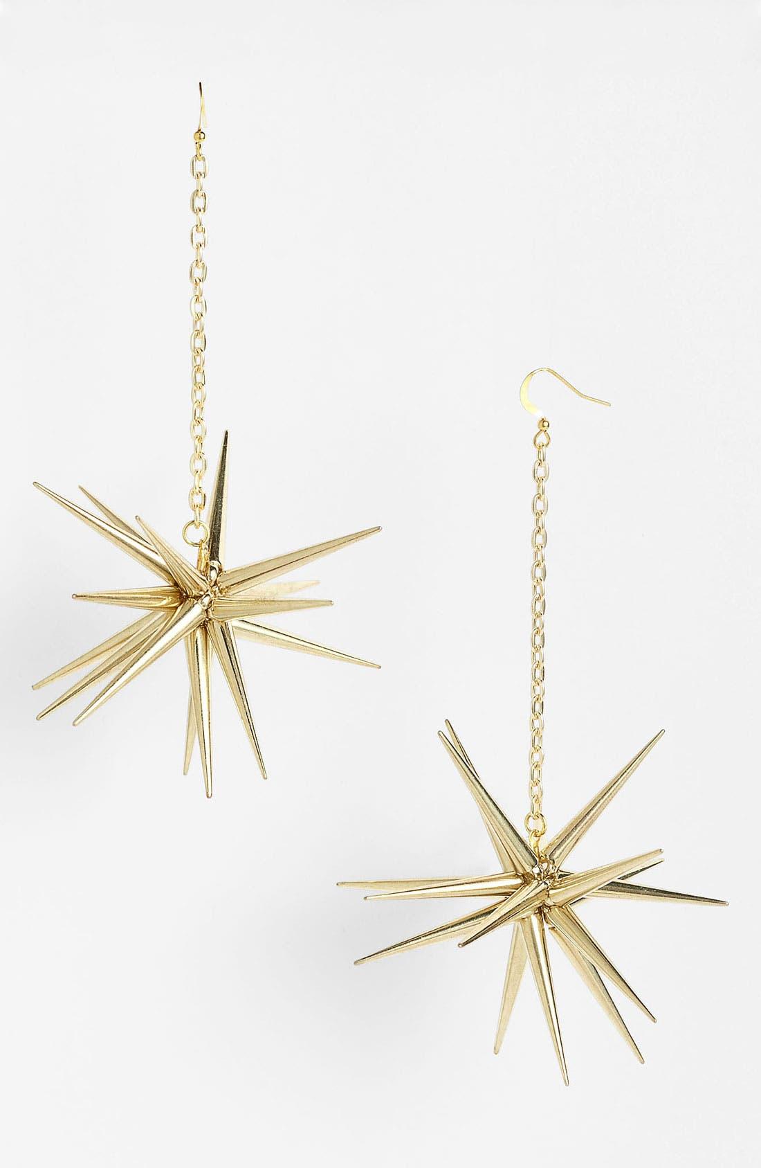 Alternate Image 1 Selected - Micha Design 'Spike Ball' Earrings