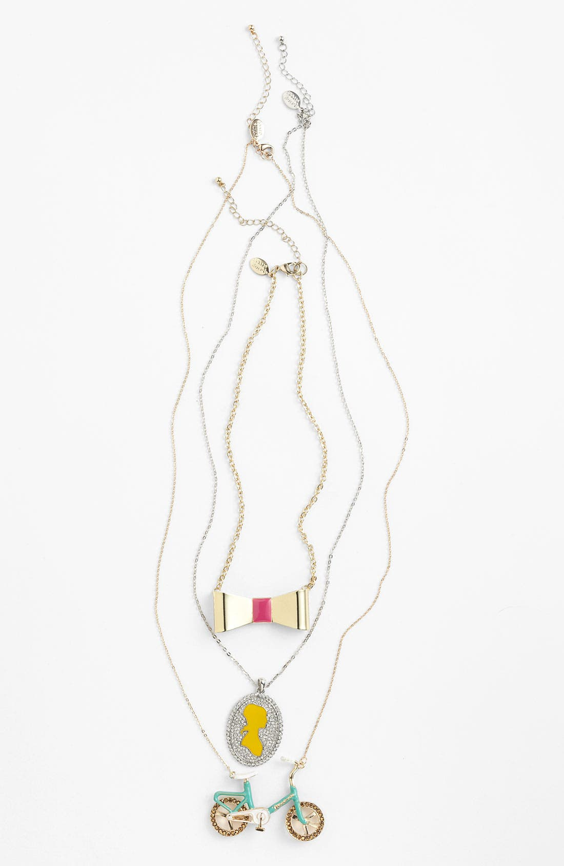 Alternate Image 2  - Spring Street 'Short Bow' Necklace