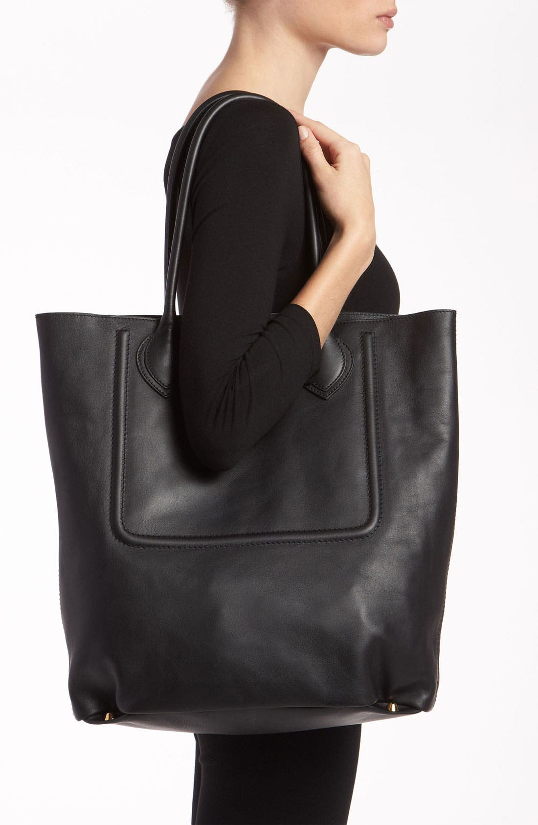 Alternate Image 2  - Emilio Pucci Leather Tote