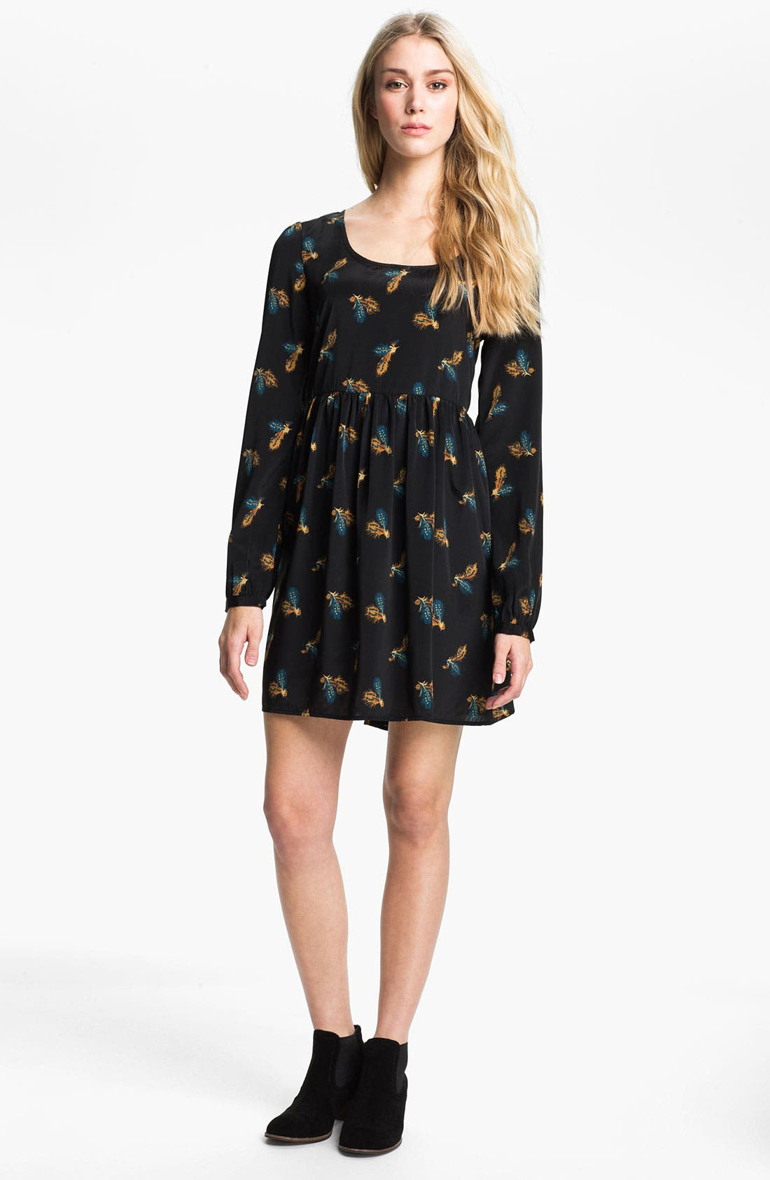 Main Image - Obey 'Robin's Song' Keyhole Dress
