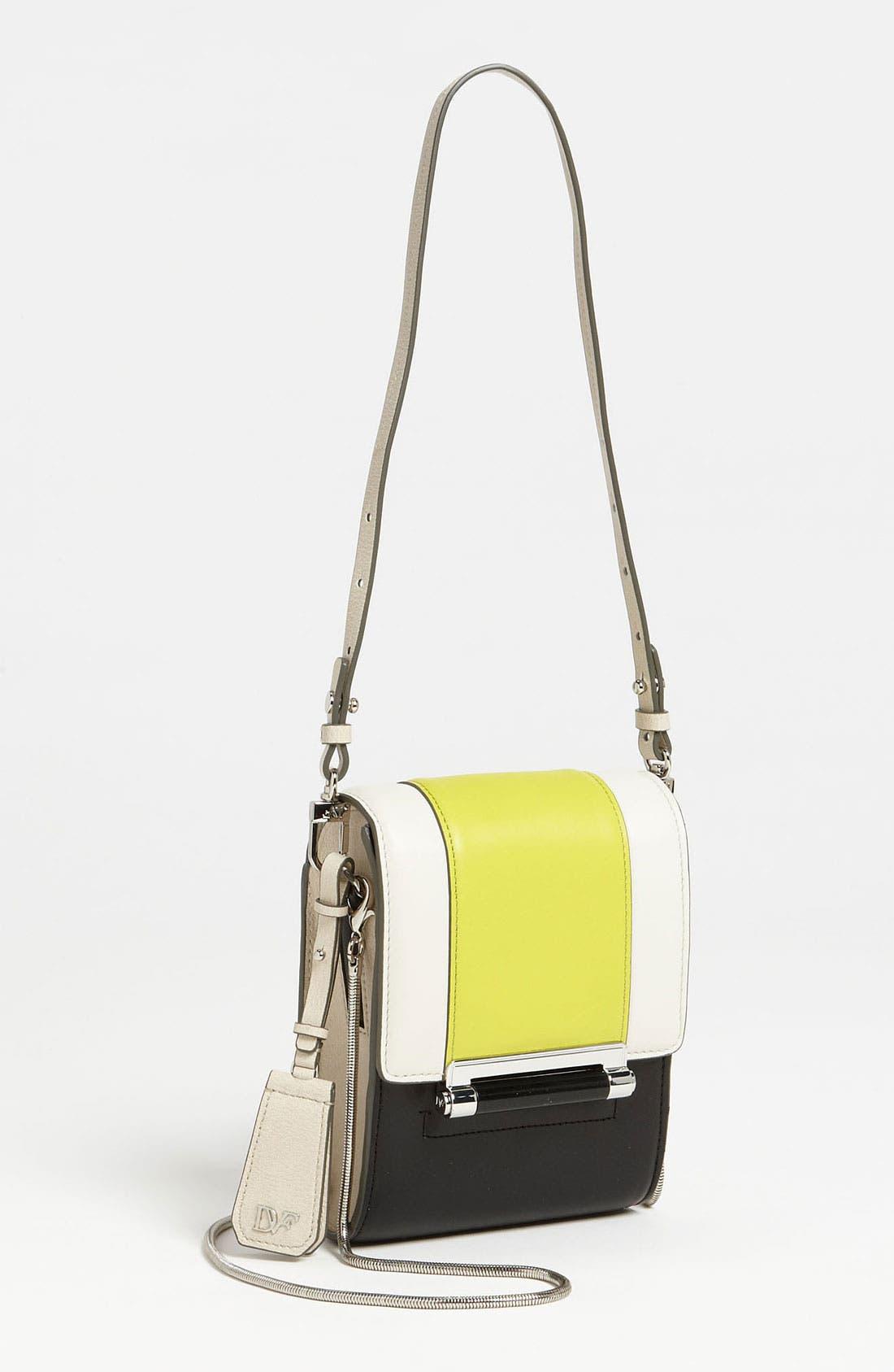 Alternate Image 1 Selected - Diane von Furstenberg 'Parker - Mini' Crossbody Bag