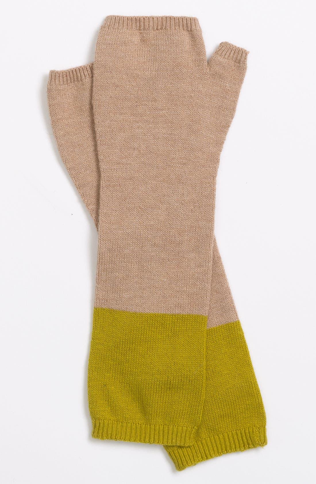 Alternate Image 1 Selected - UGG® Australia 'Madison' Fingerless Gloves