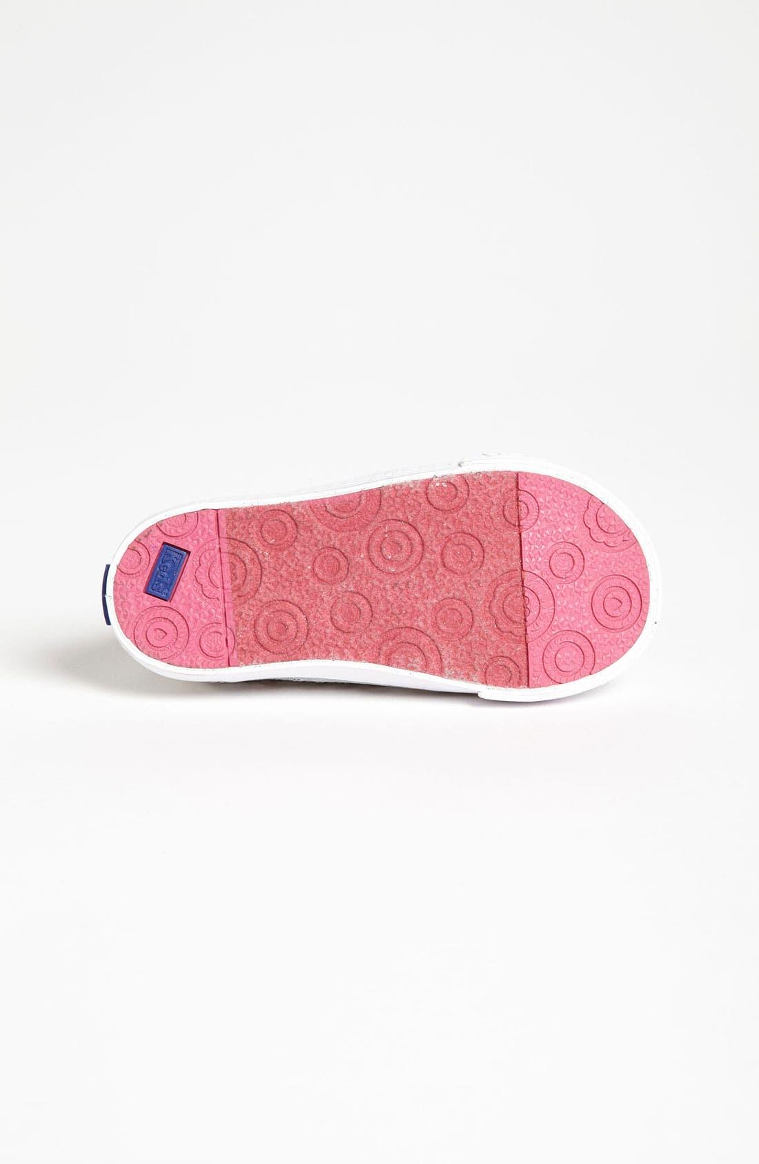 Alternate Image 4  - Keds® 'Scribble Kitty' Sneaker (Walker & Toddler)