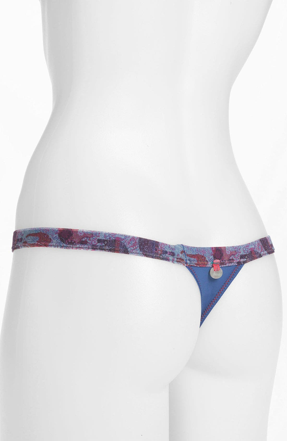 Alternate Image 2  - Maaji 'Find Your Heart' Low Rise Thong