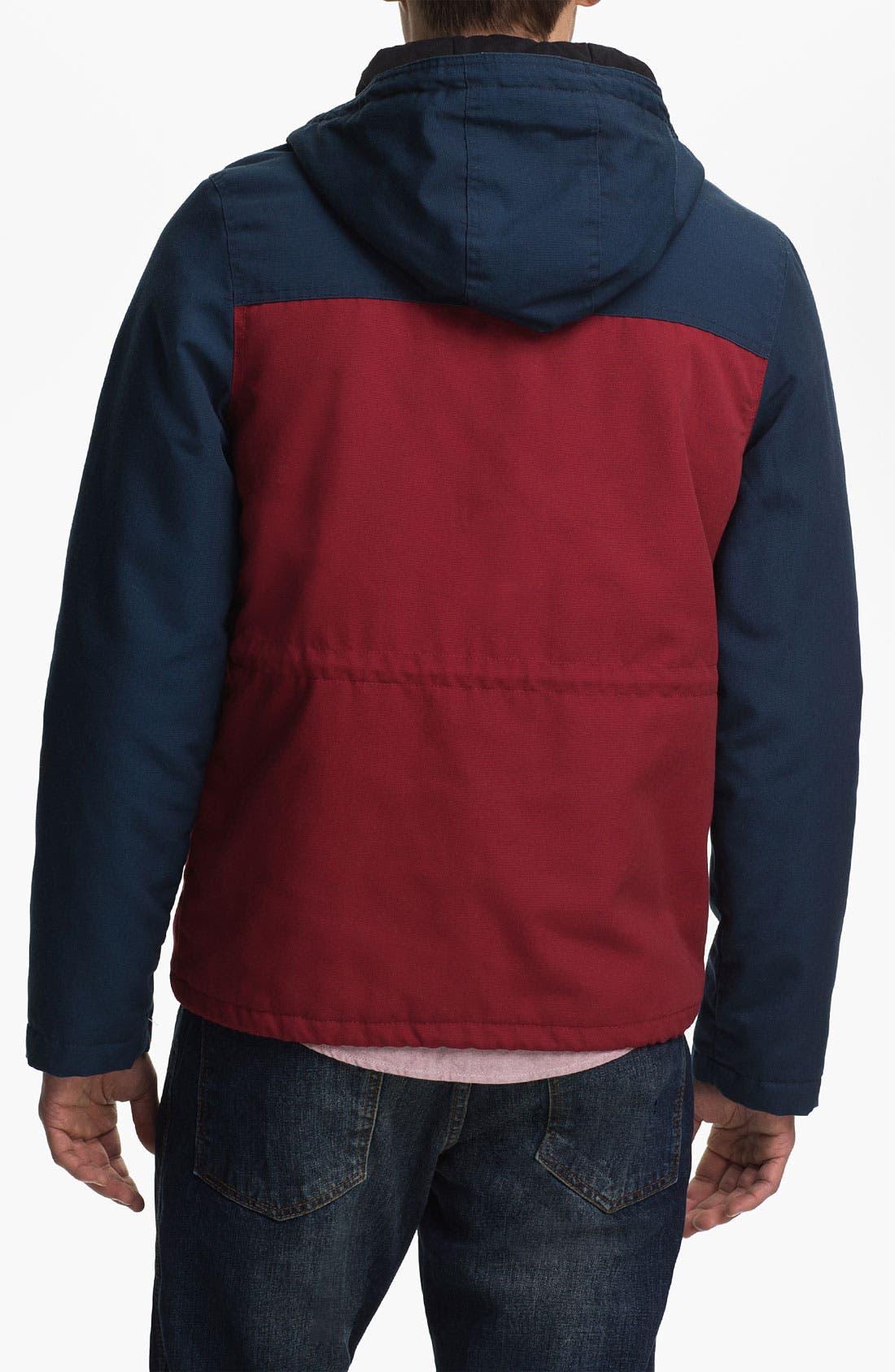 Alternate Image 2  - Topman Trek Jacket