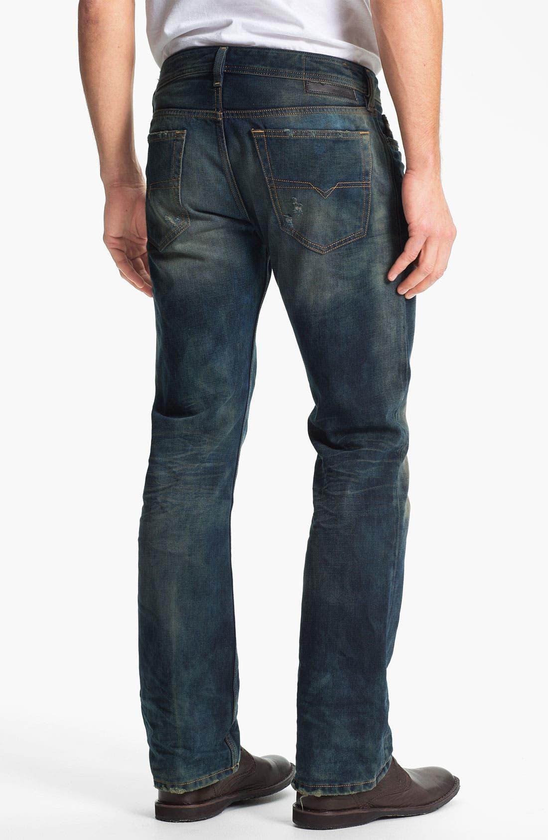 Main Image - DIESEL® 'New Fanker' Bootcut Jeans (0075L)