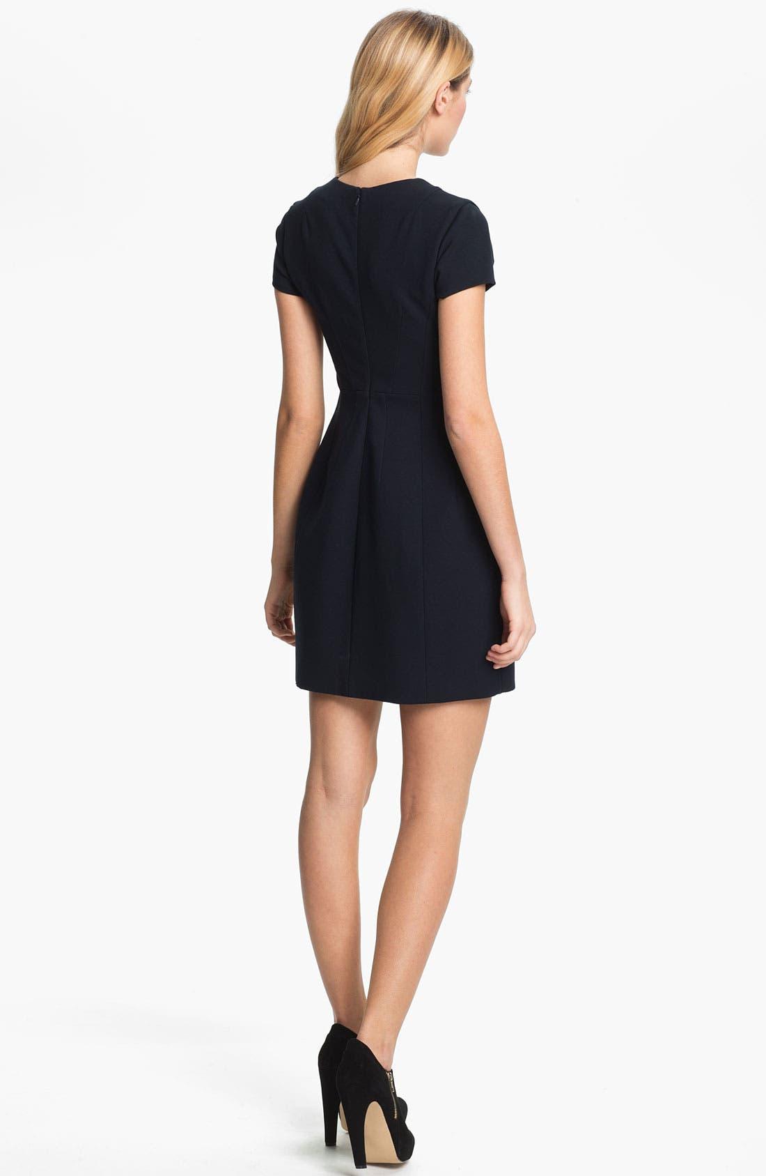 Alternate Image 2  - Diane von Furstenberg 'Agatha' Knit Sheath Dress