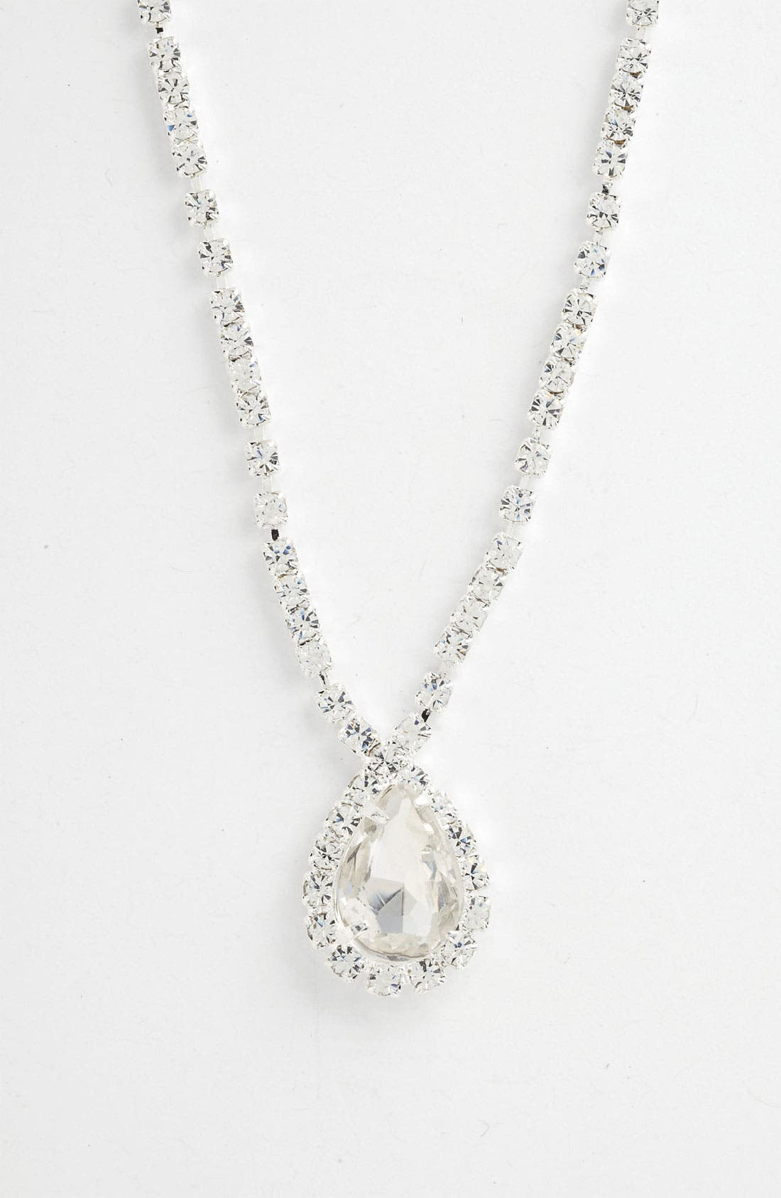 Main Image - Rosa Crystal Collection Jewelry Pendant Necklace