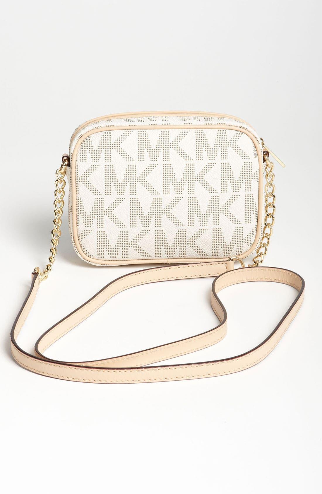 Alternate Image 3  - MICHAEL Michael Kors 'Small' Crossbody Bag