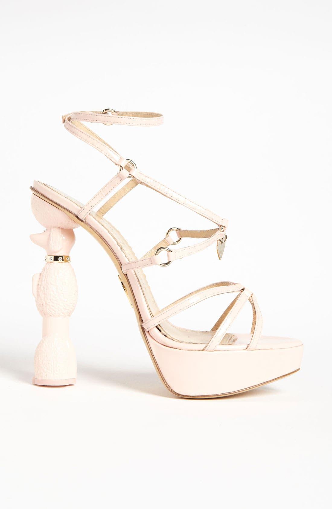 Alternate Image 4  - Charlotte Olympia 'Cherie' Sandal