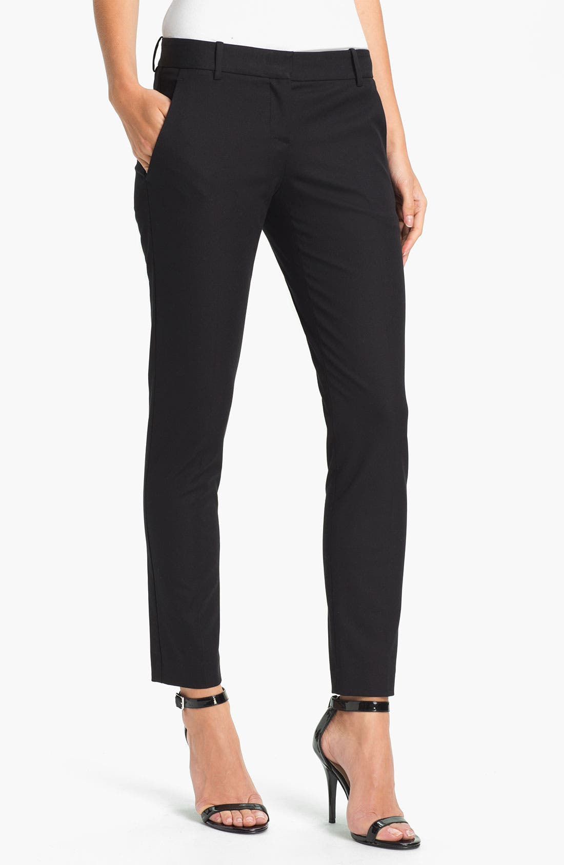 Alternate Image 1 Selected - Theory 'Testra' Ankle Pants