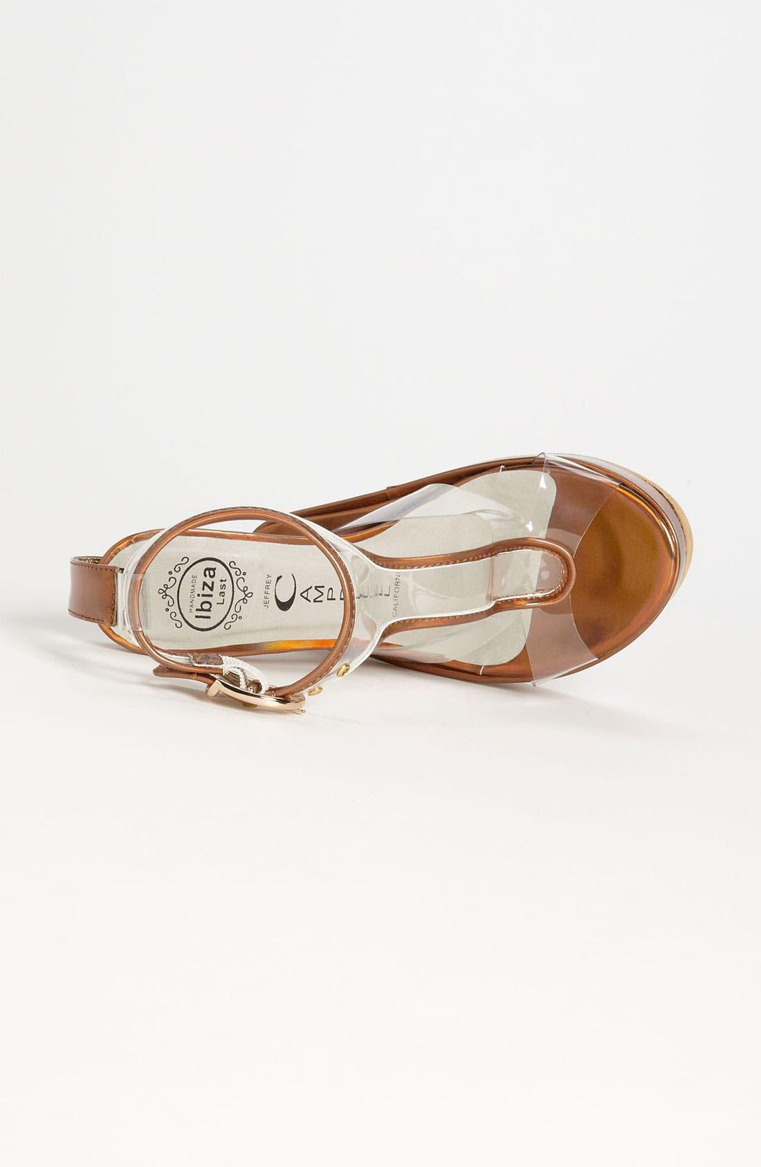 Alternate Image 3  - Jeffrey Campbell 'Incline' Sandal