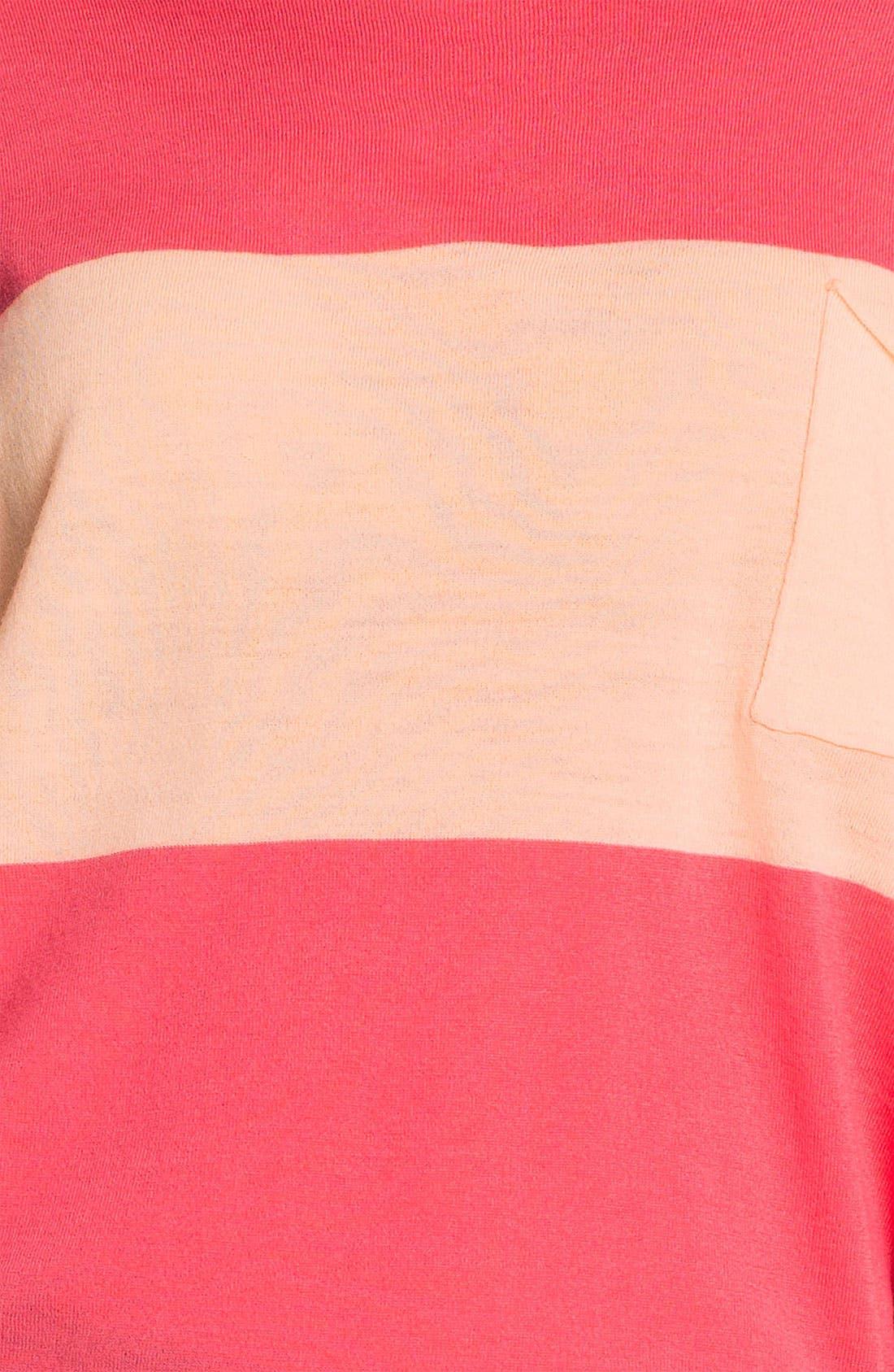 Alternate Image 3  - Theory 'Tollie S.' Merino Wool Sweater