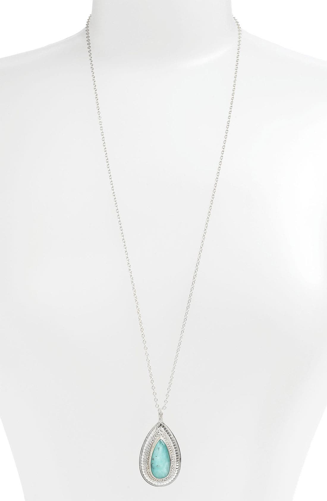 Main Image - Anna Beck 'Gili' Teardrop Pendant Necklace