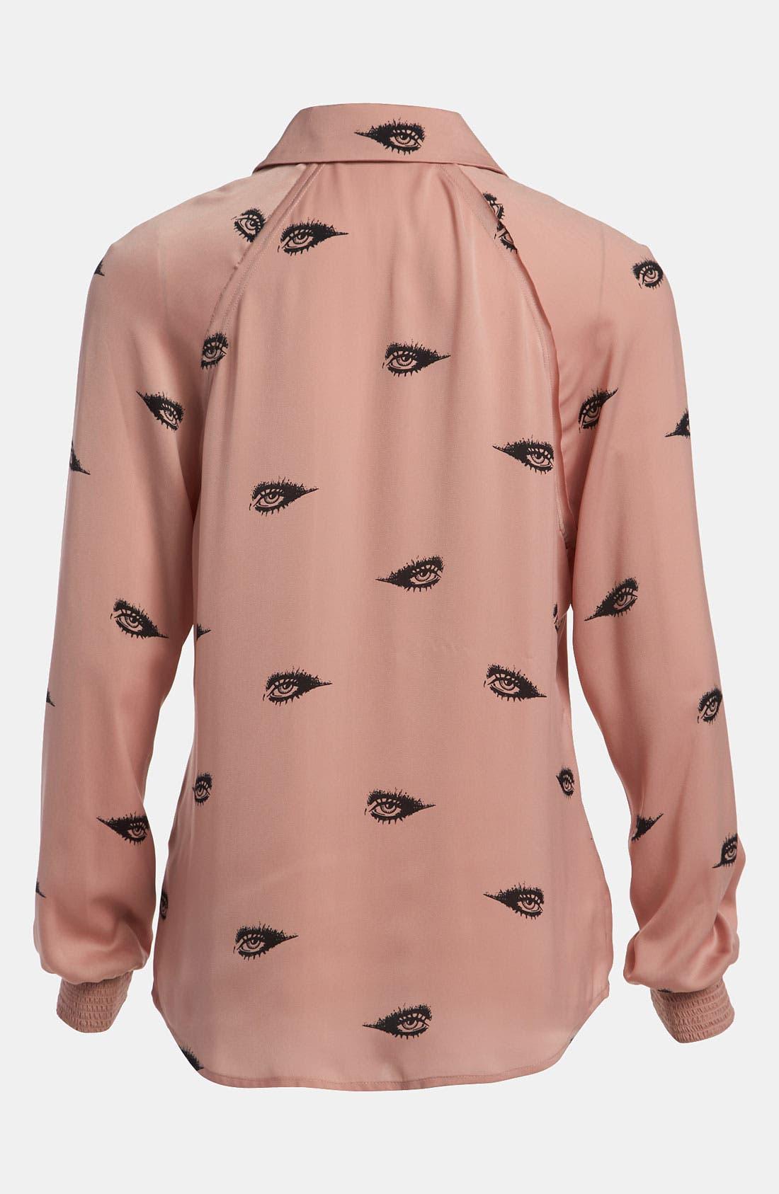Alternate Image 2  - Viva Vena! Bishop Sleeve Shirt