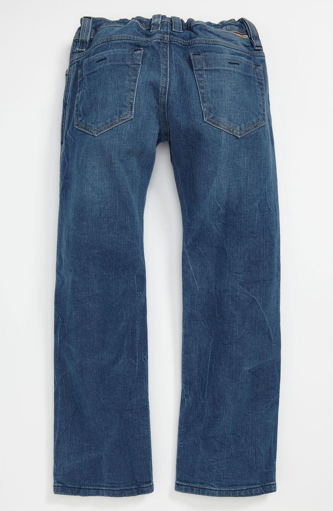 Alternate Image 1 Selected - DIESEL® 'Safado' Jeans (Little Boys & Big Boys)
