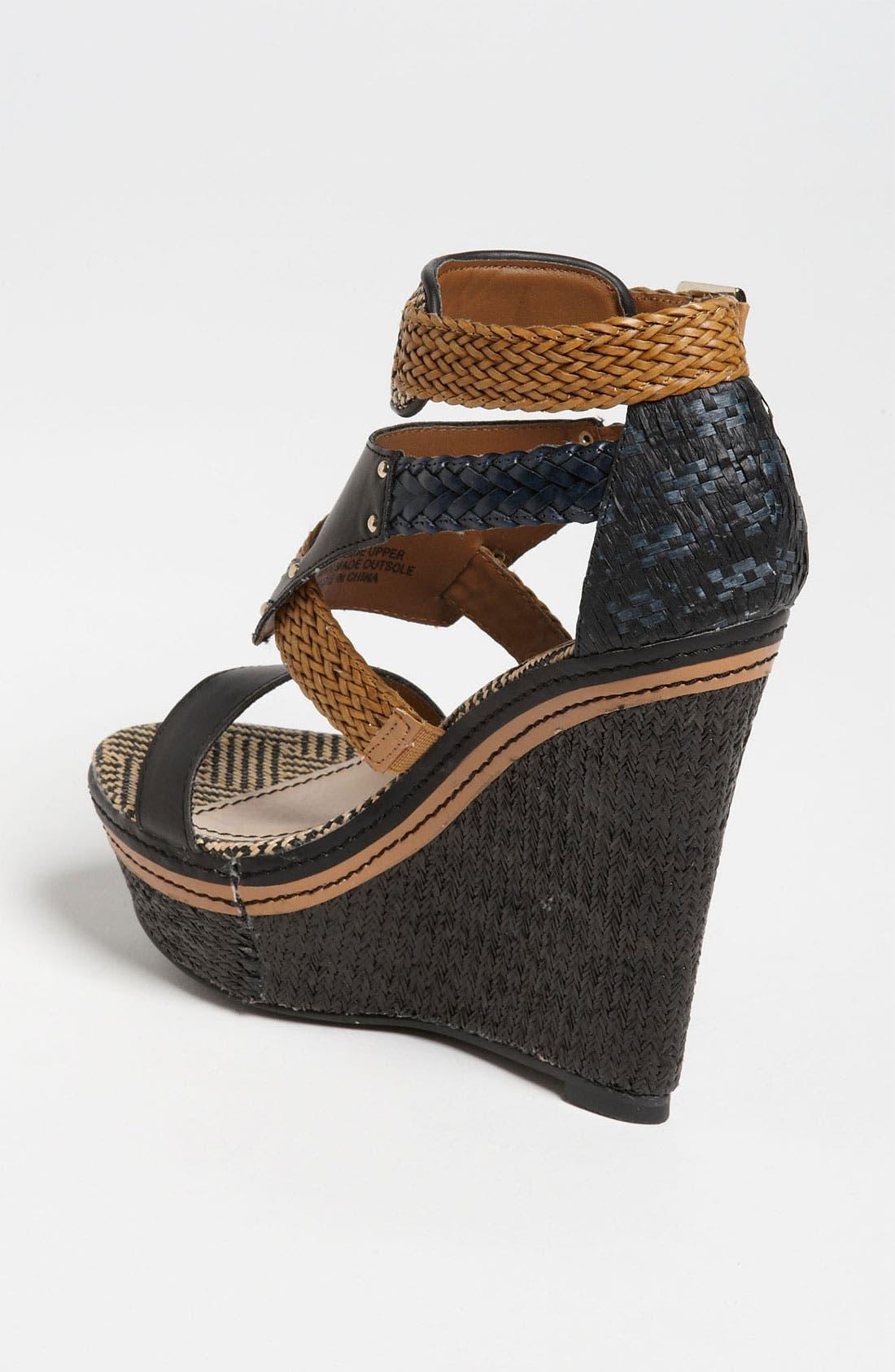 Alternate Image 2  - MIA 'Frida' Wedge Sandal