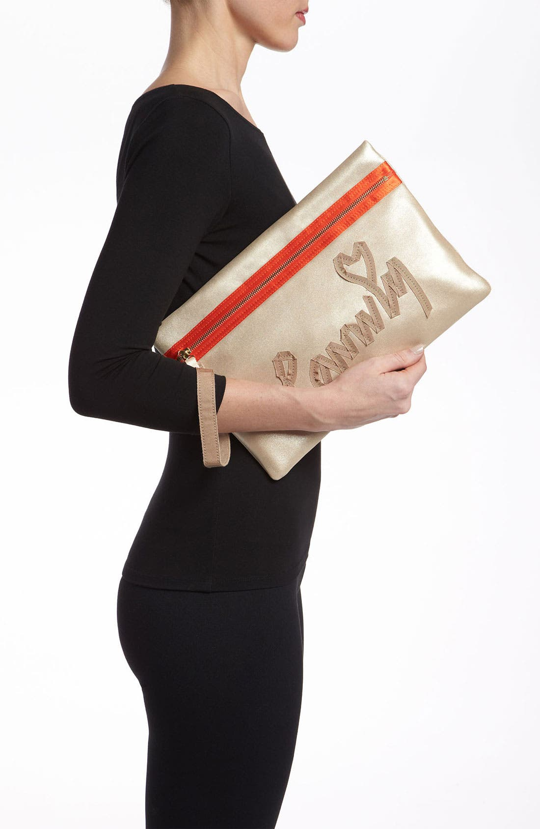 Alternate Image 2  - Lanvin Evening Pouch