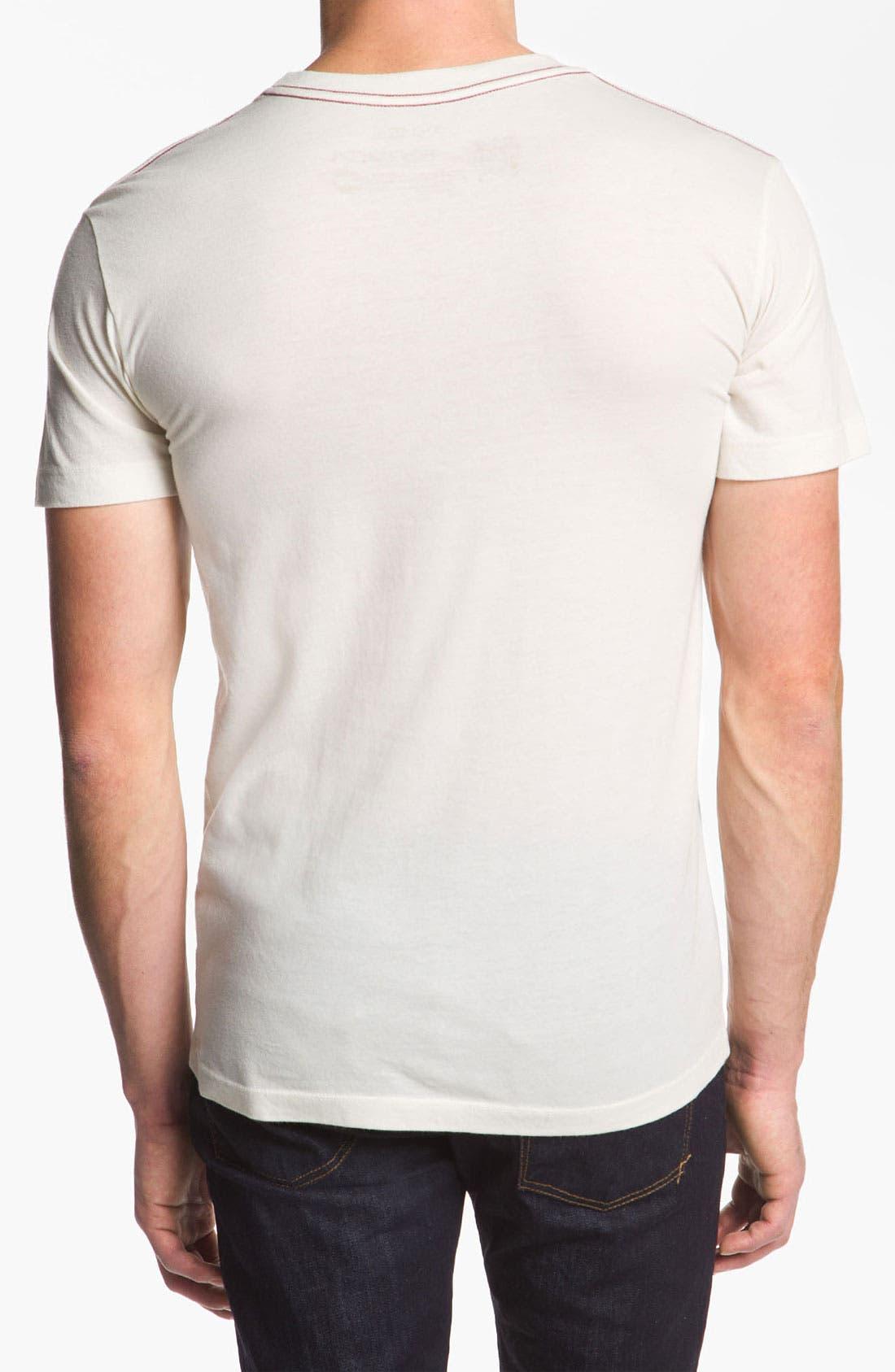 Alternate Image 2  - RVCA 'Balance Stack' T-Shirt