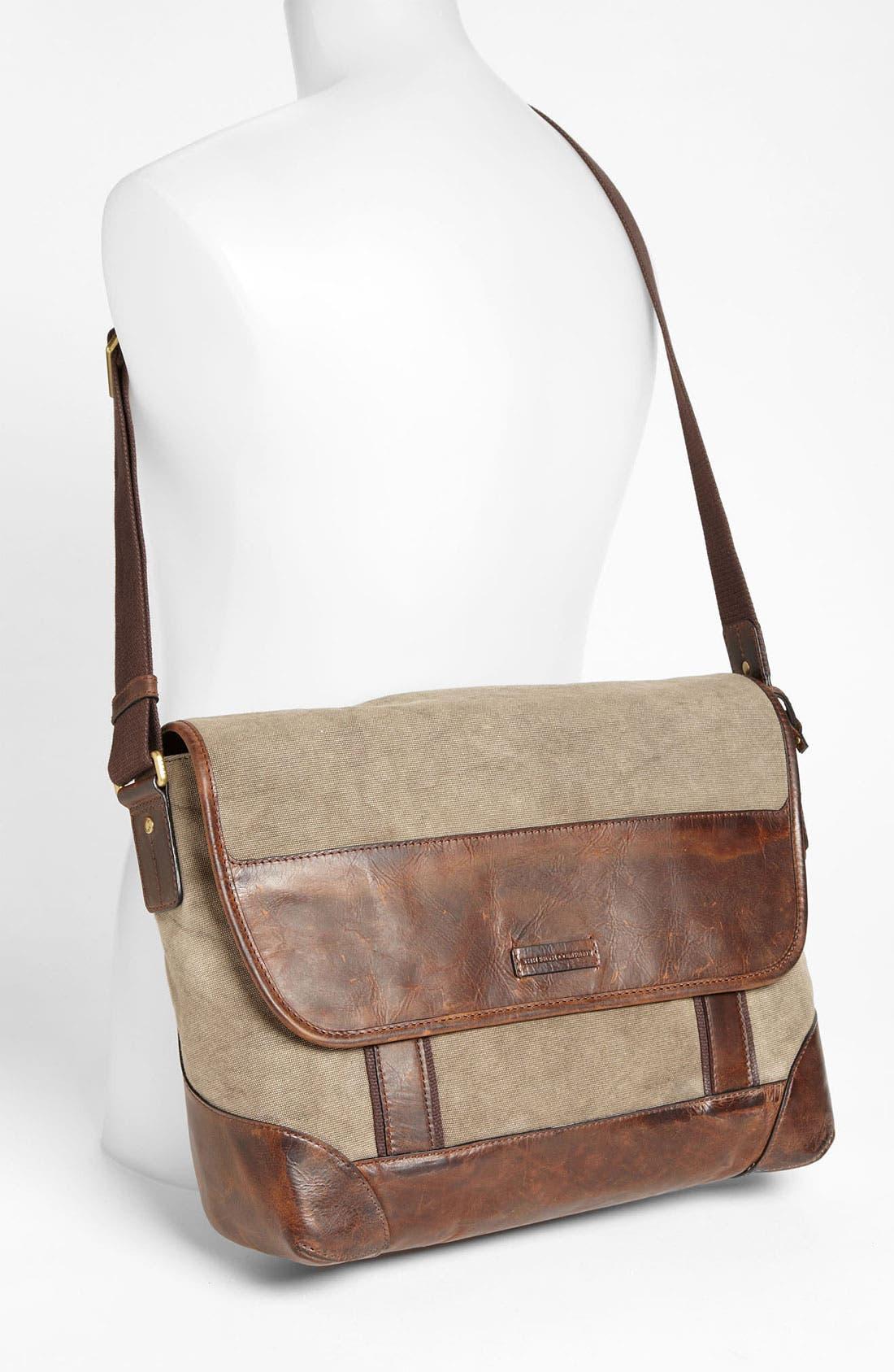 Alternate Image 4  - Frye 'Harvey' Messenger Bag
