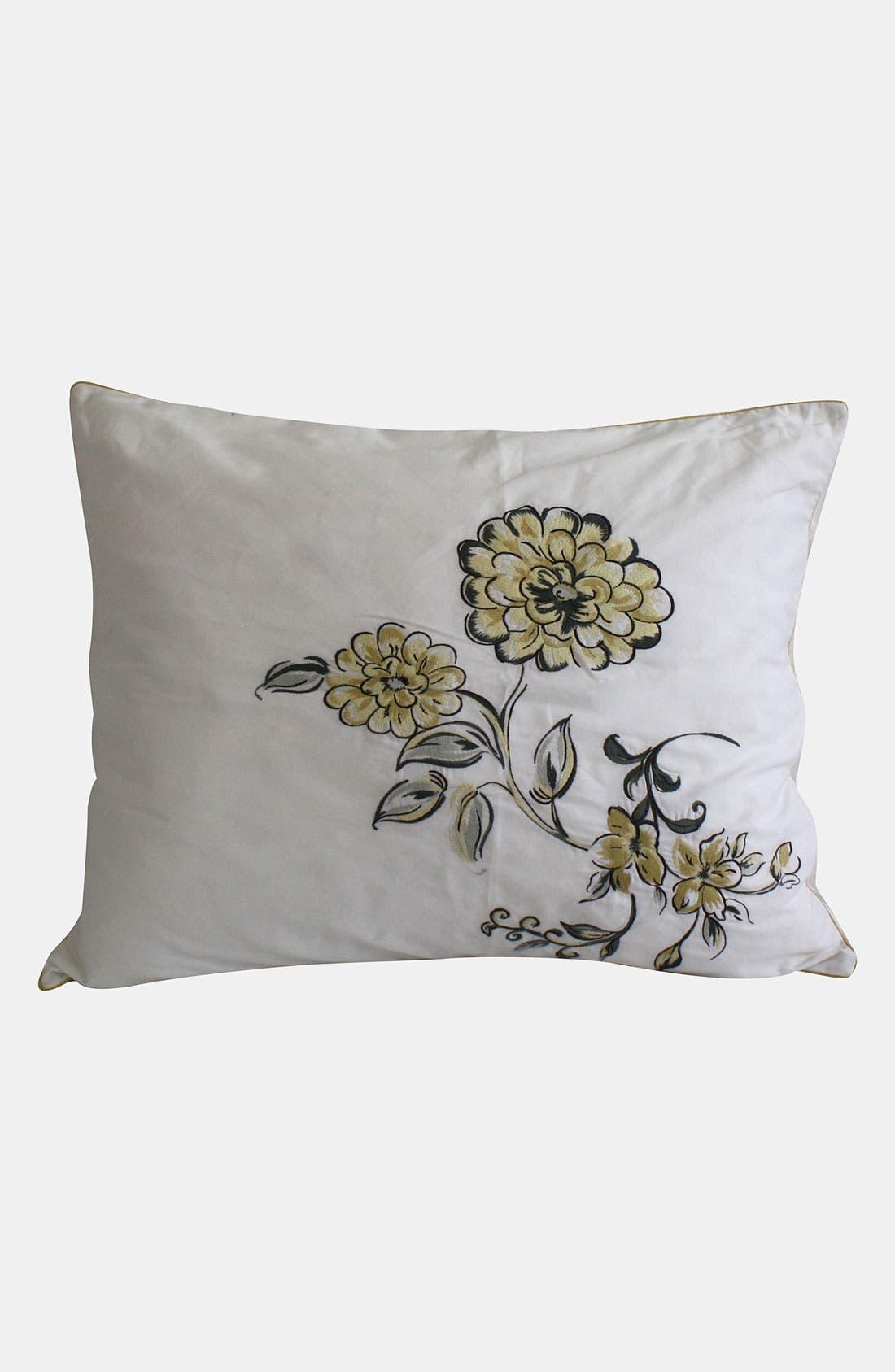 Alternate Image 1 Selected - Laundry by Shelli Segal 'Nanette' Pillow Sham
