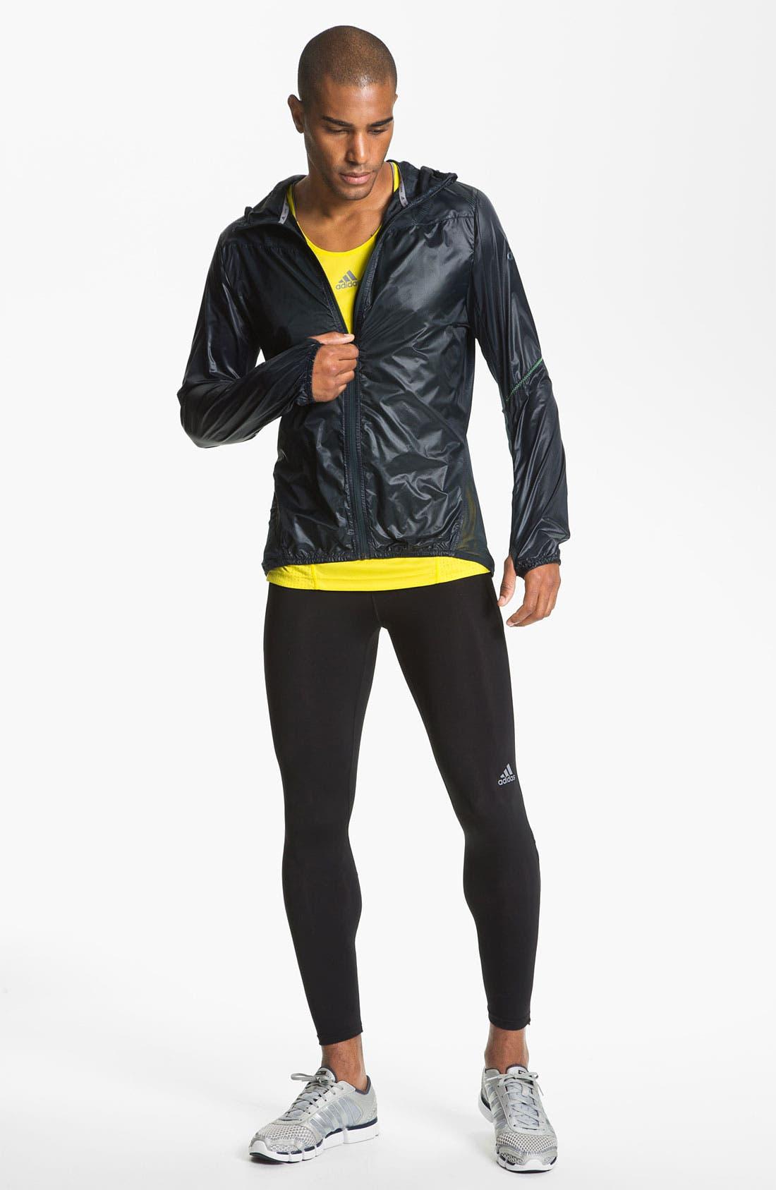 Alternate Image 2  - adidas 'Fast Roadrunner' Jacket