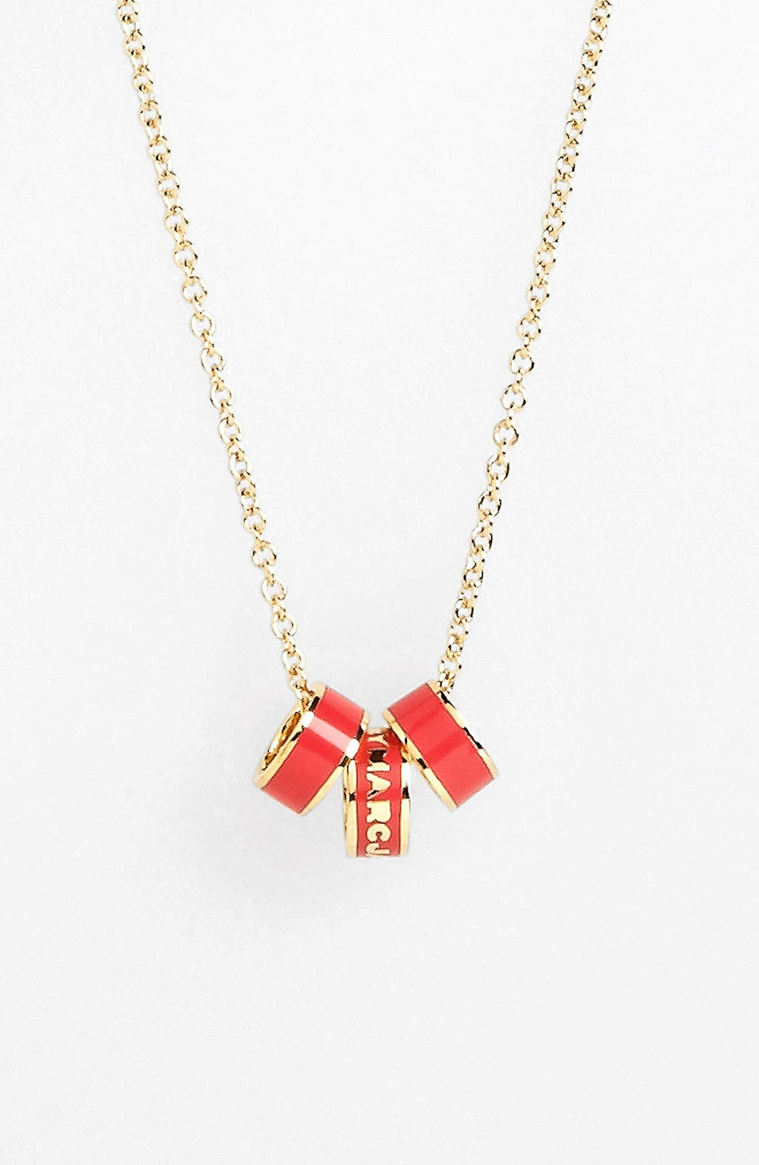 Alternate Image 2  - MARC BY MARC JACOBS 'Classic Marc' Long Sweetie Pendant Necklace
