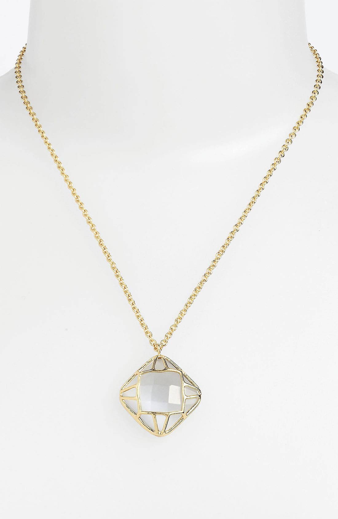 Alternate Image 1 Selected - Kendra Scott 'Jean' Pendant Necklace