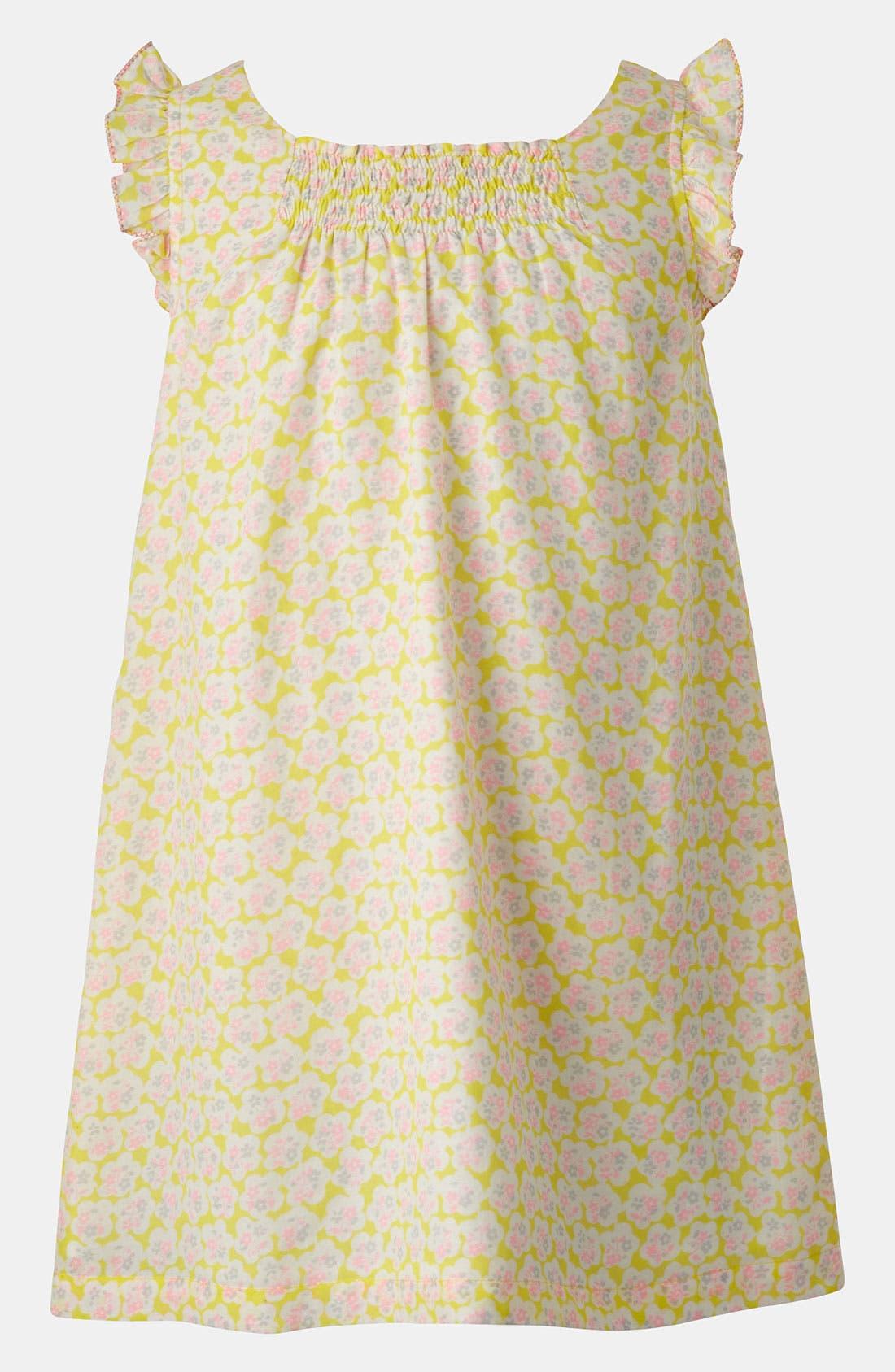 Alternate Image 1 Selected - Mini Boden 'Angel' Dress (Toddler, Little Girls & Big Girls)