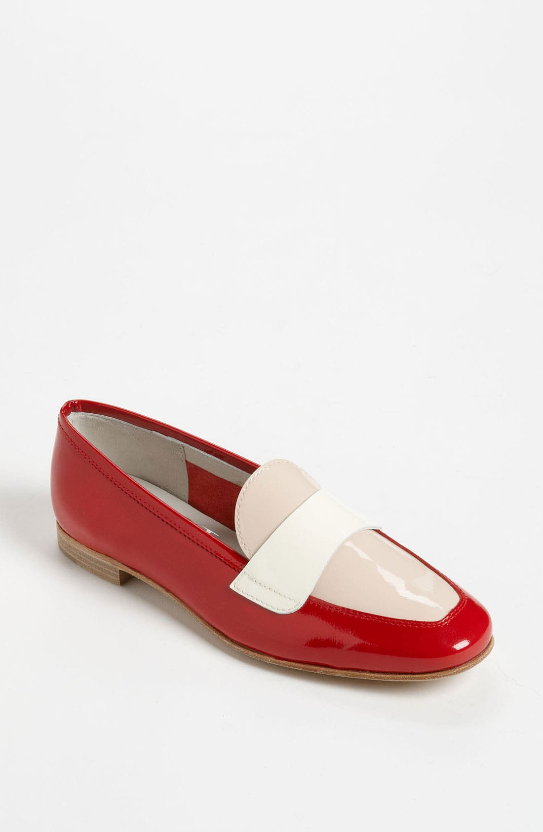 Alternate Image 1 Selected - Attilio Giusti Leombruni Tricolor Slip-On