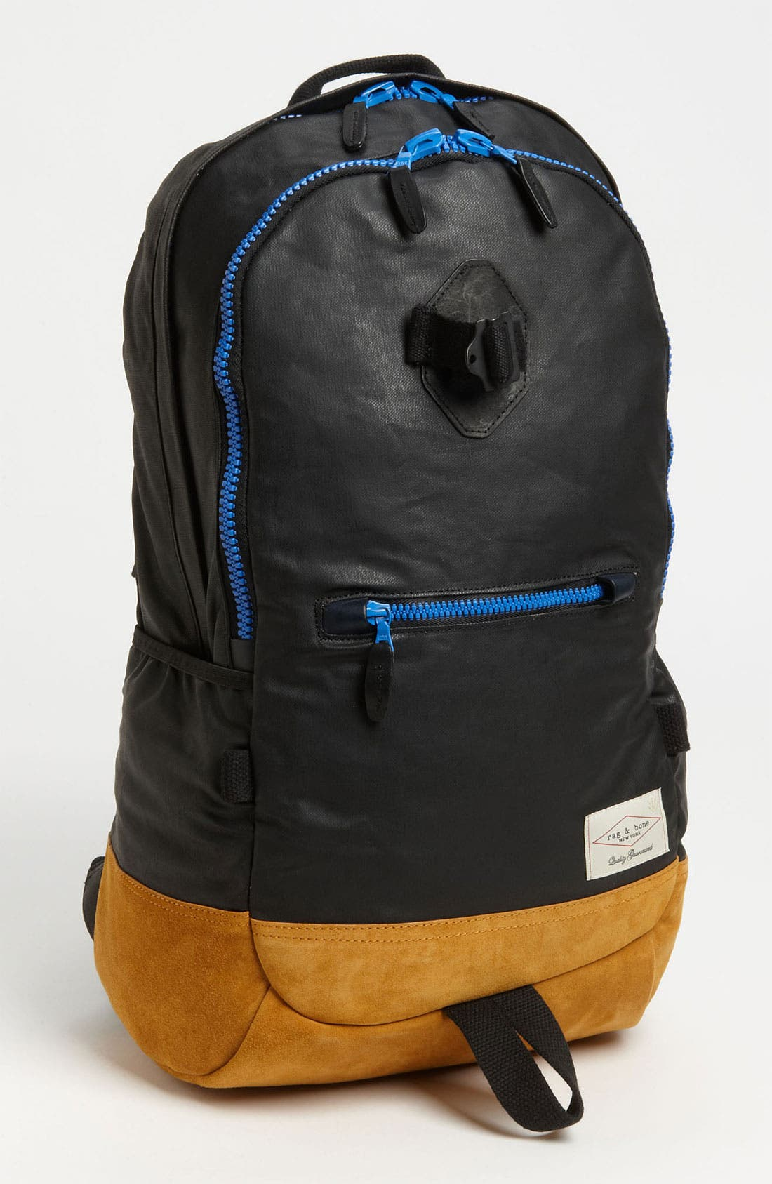 Main Image - rag & bone Coated Canvas Backpack
