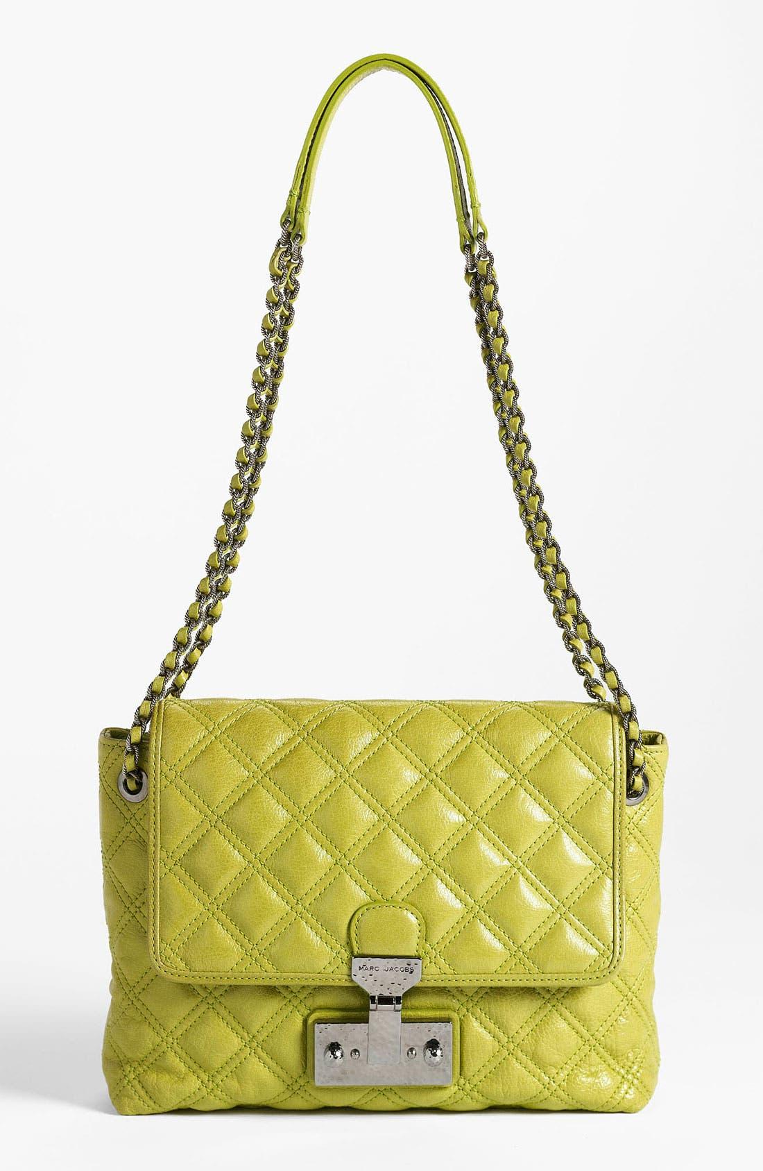 Alternate Image 1 Selected - MARC JACOBS 'Baroque Single - Large' Shoulder Bag