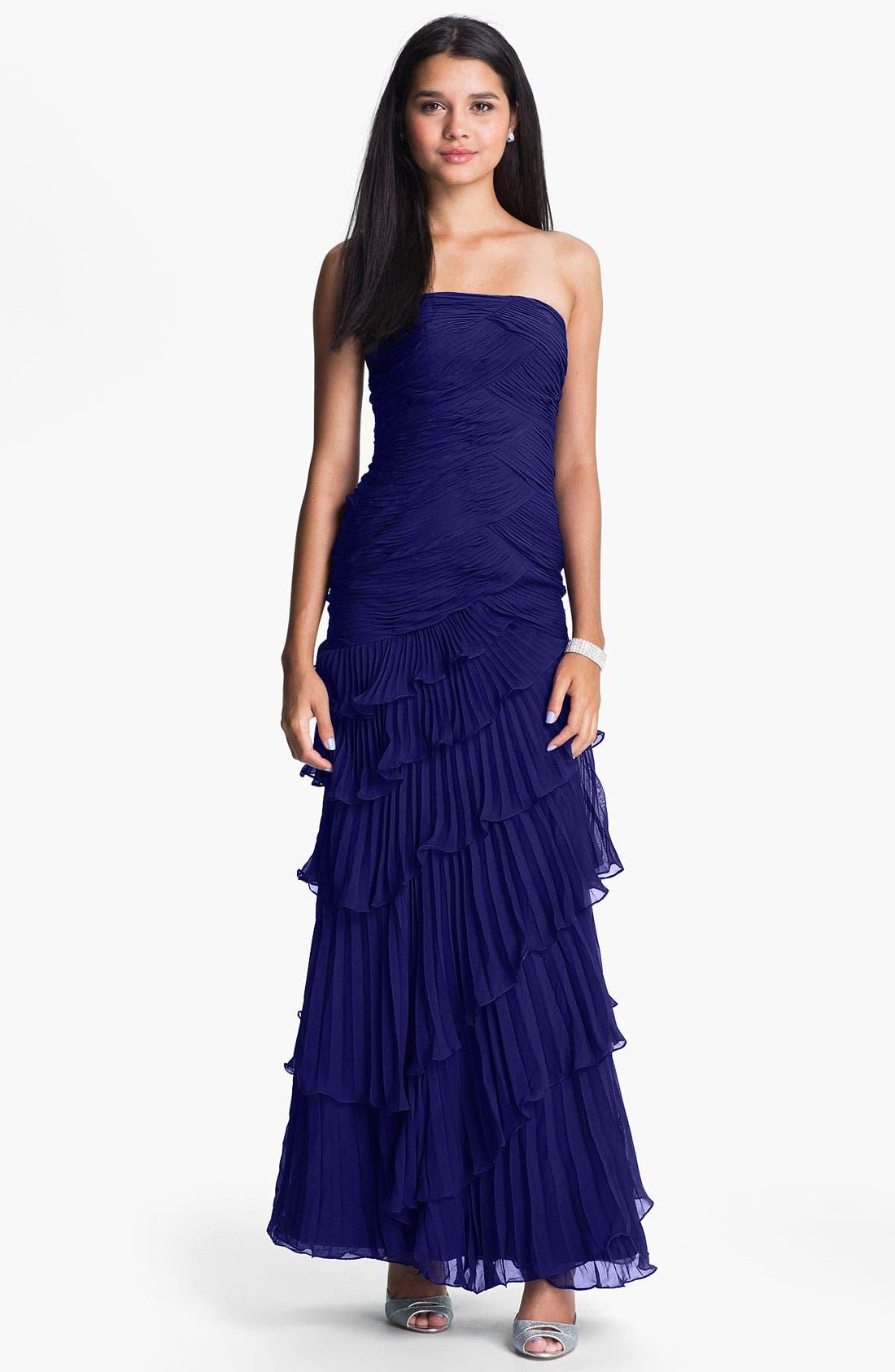 Alternate Image 1 Selected - Dalia MacPhee Gown & Accessories