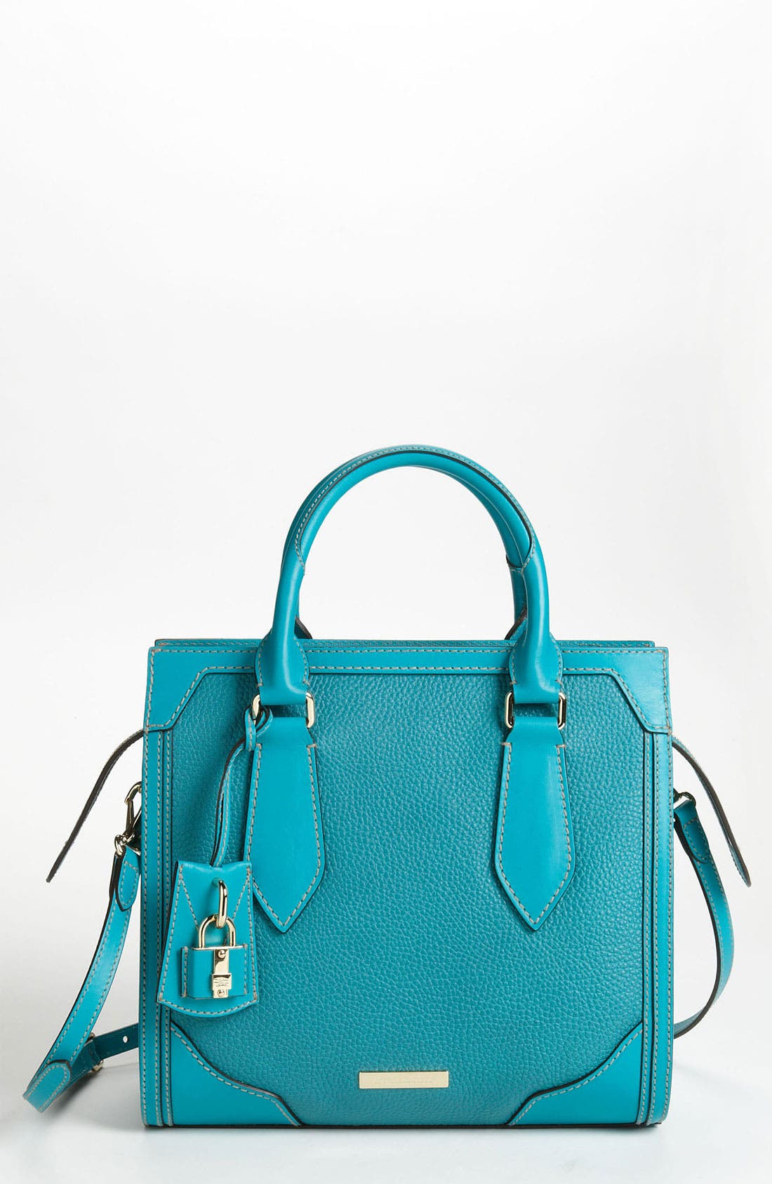 Alternate Image 1 Selected - Burberry 'Classic Grainy' Leather Tote