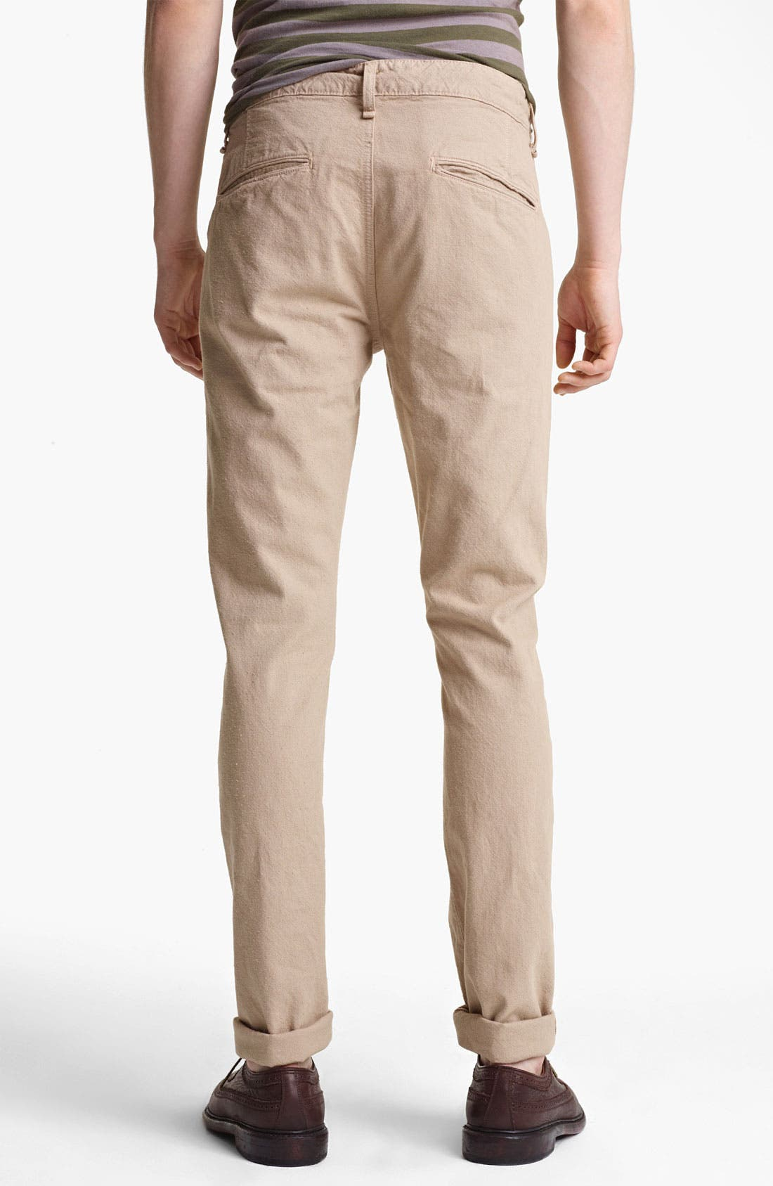 Alternate Image 2  - rag & bone 'RB7' Slim Fit Pants